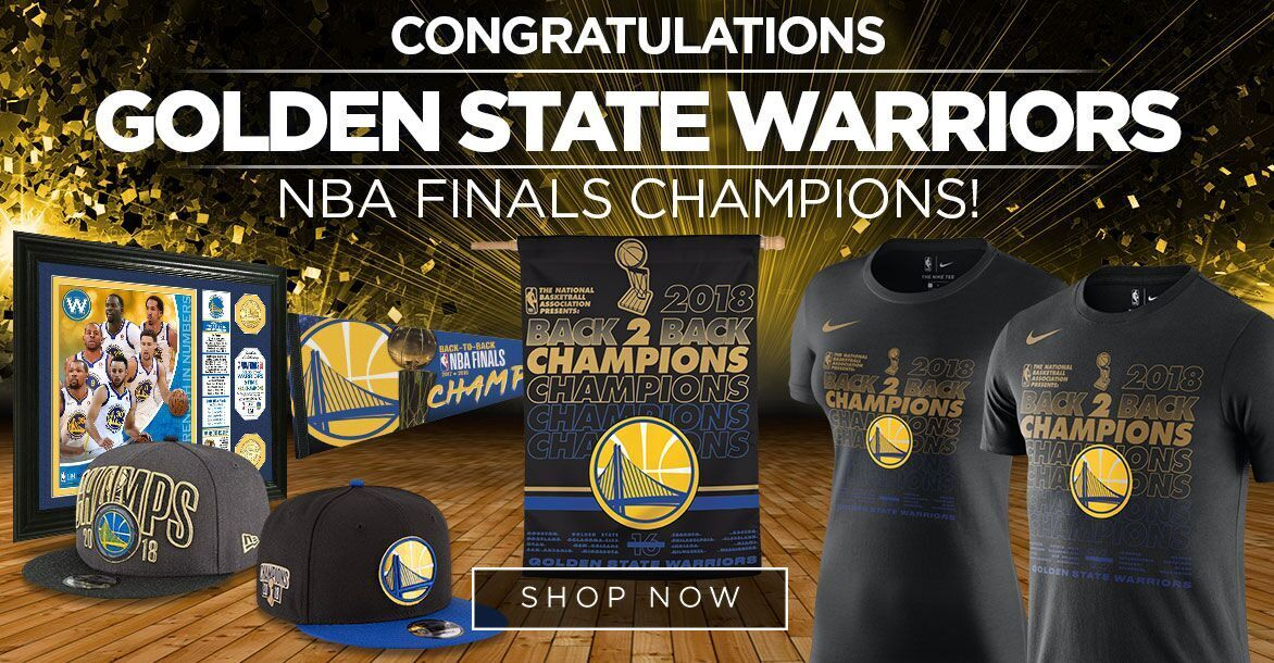 huge selection of aff98 14212 Celebrate the Golden State Warriors' Championship with new gear