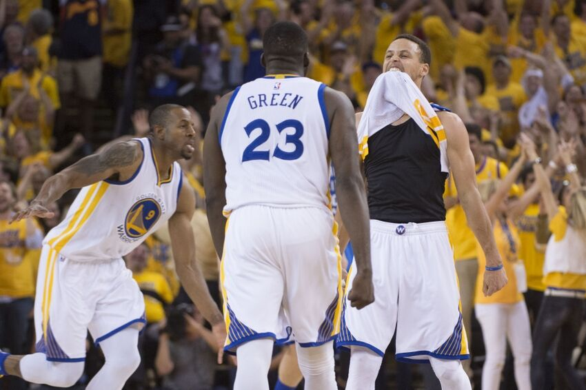 Why the Golden State Warriors would still beat '95-96 Bulls