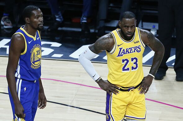 b8bffe78b Kevin Durant needs to take a page out of LeBron James  book