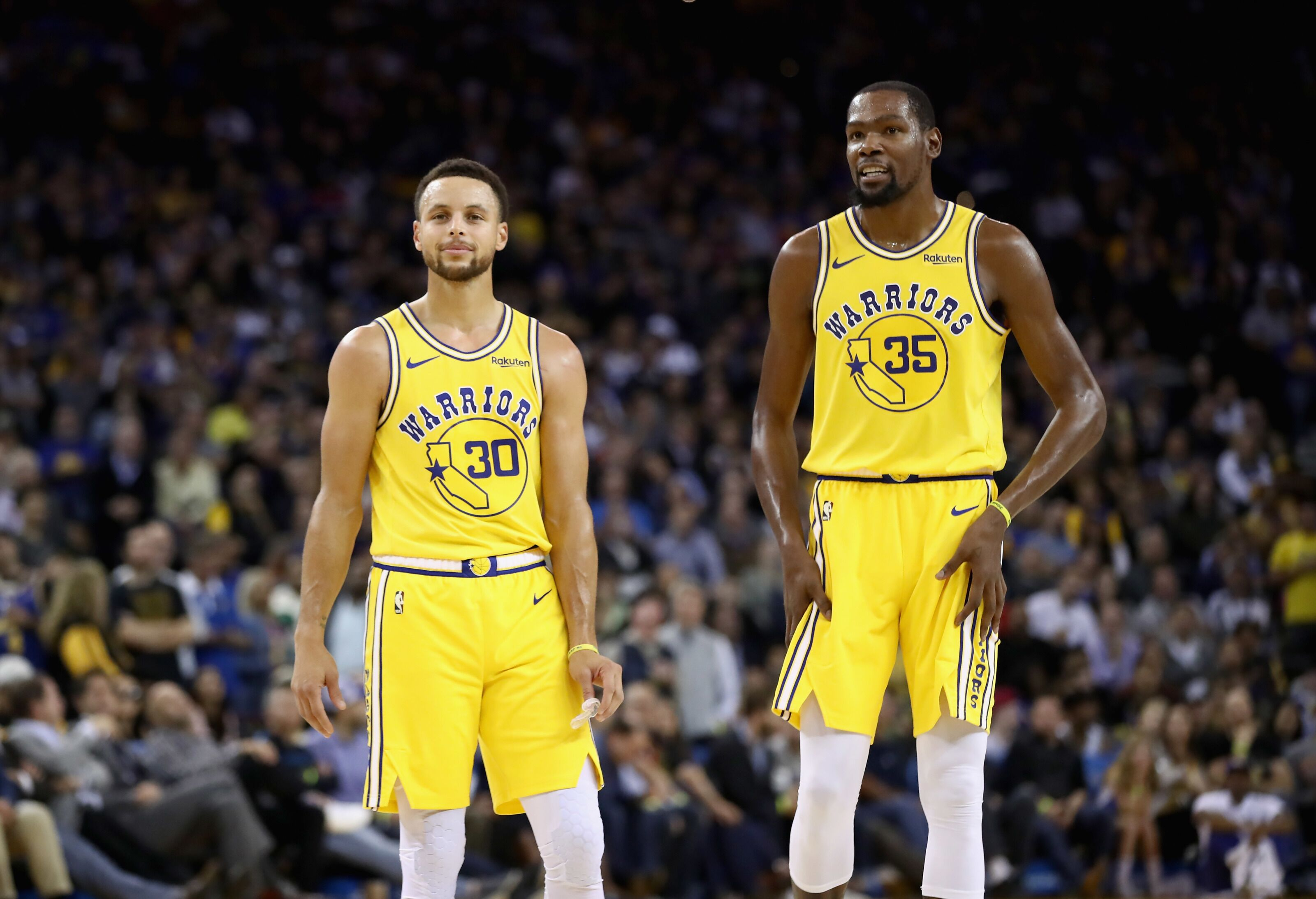 66fa73a8303b Golden State Warriors  Stephen Curry revealed as Dubs true leader