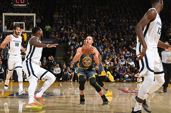 bf0ef38be23a Golden State Warriors  5 Players that Stephen Curry has influenced