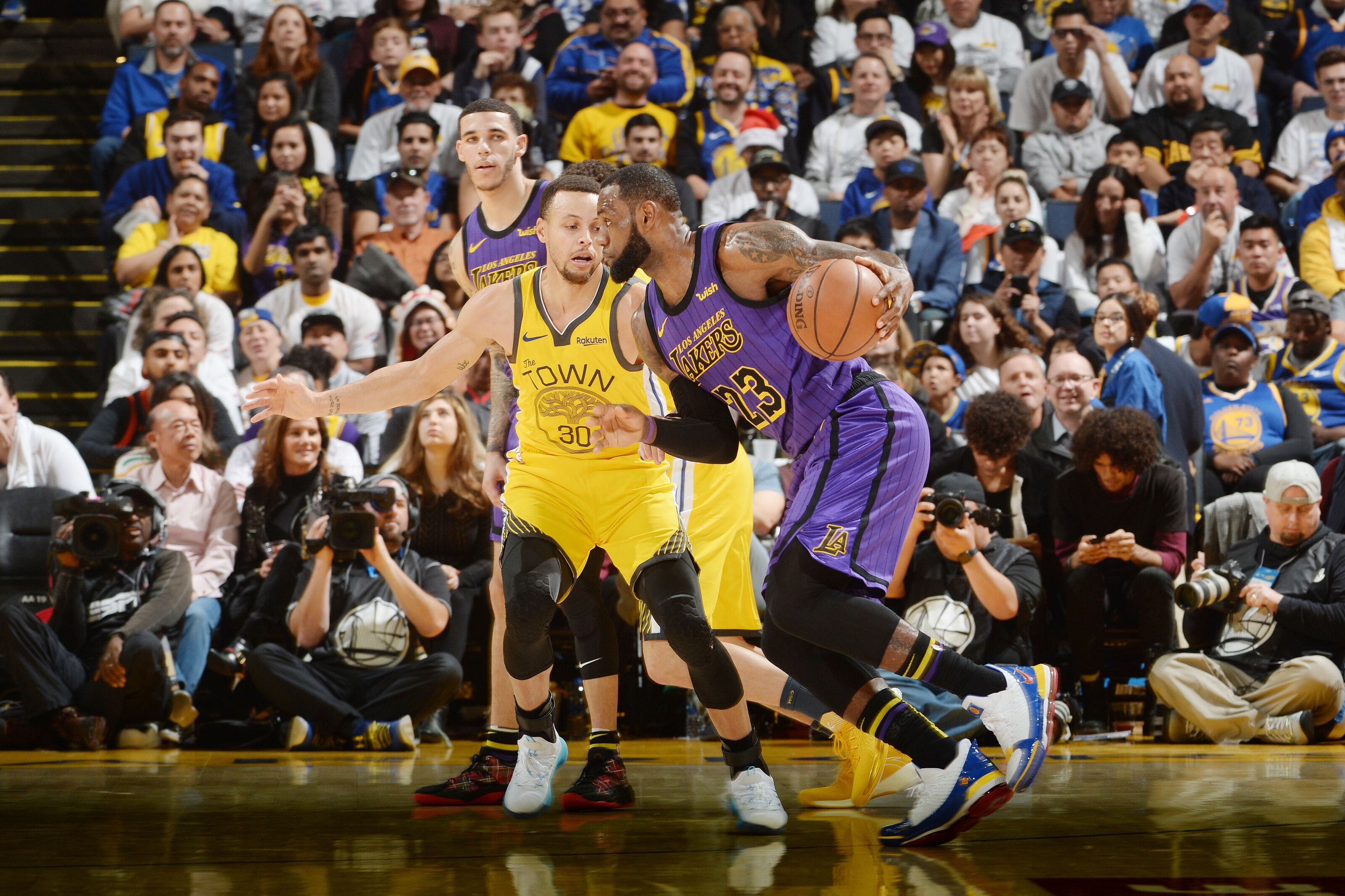 Golden State Warriors should not fear the Los Angeles Lakers
