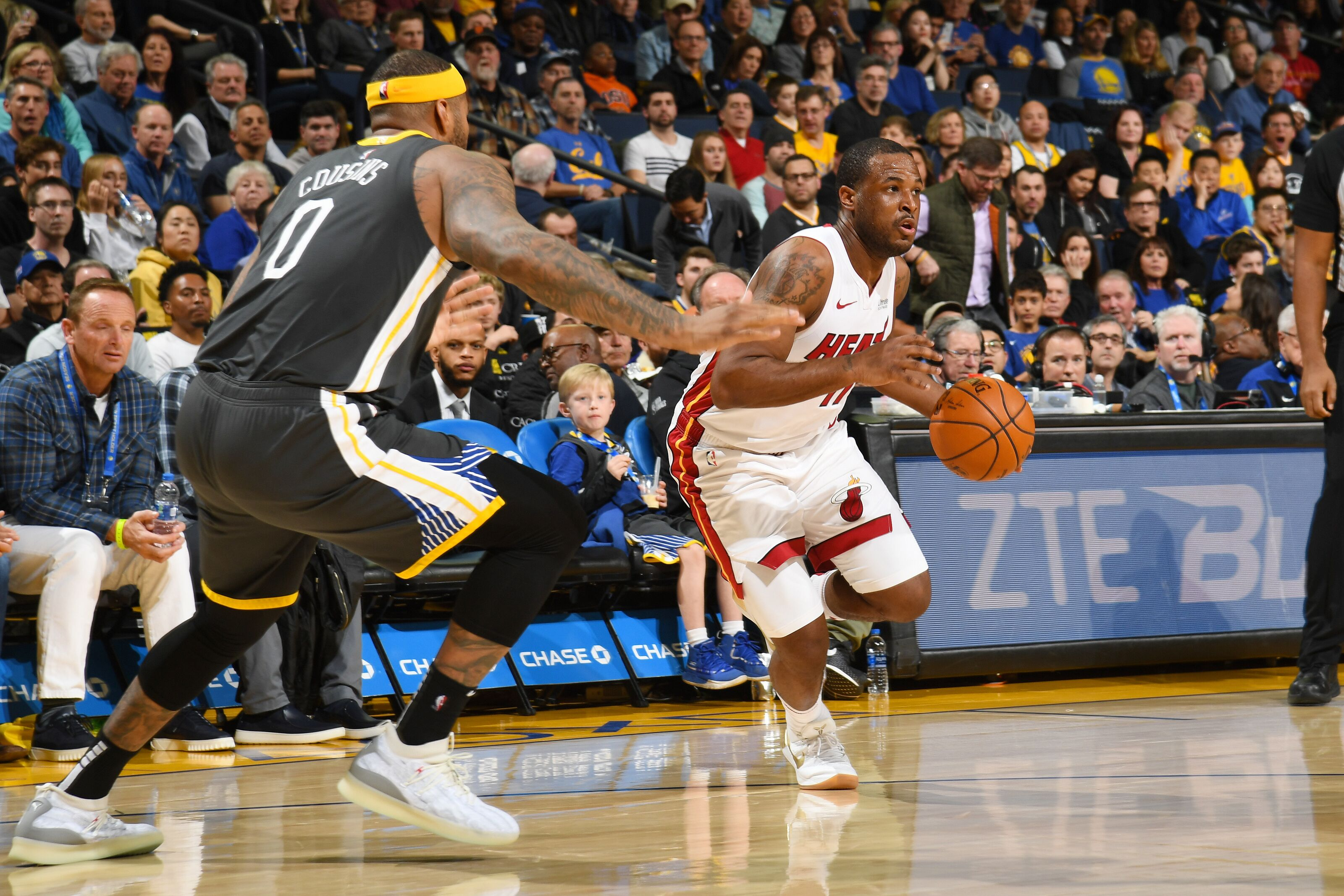 Golden State Warriors  DeMarcus Cousins involved in new controversy faa3c5340