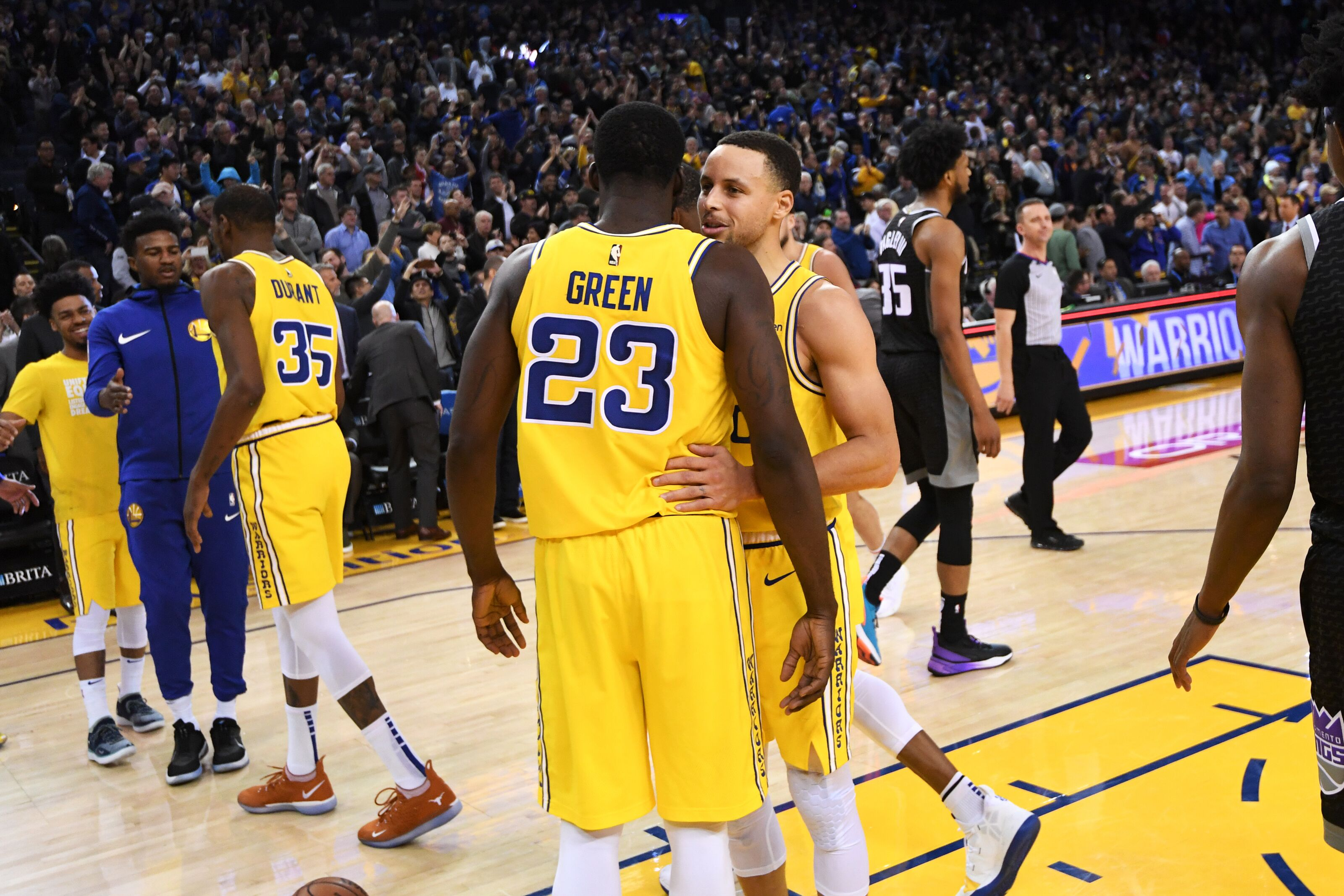 Golden State Warriors: Two positions they need to find depth at