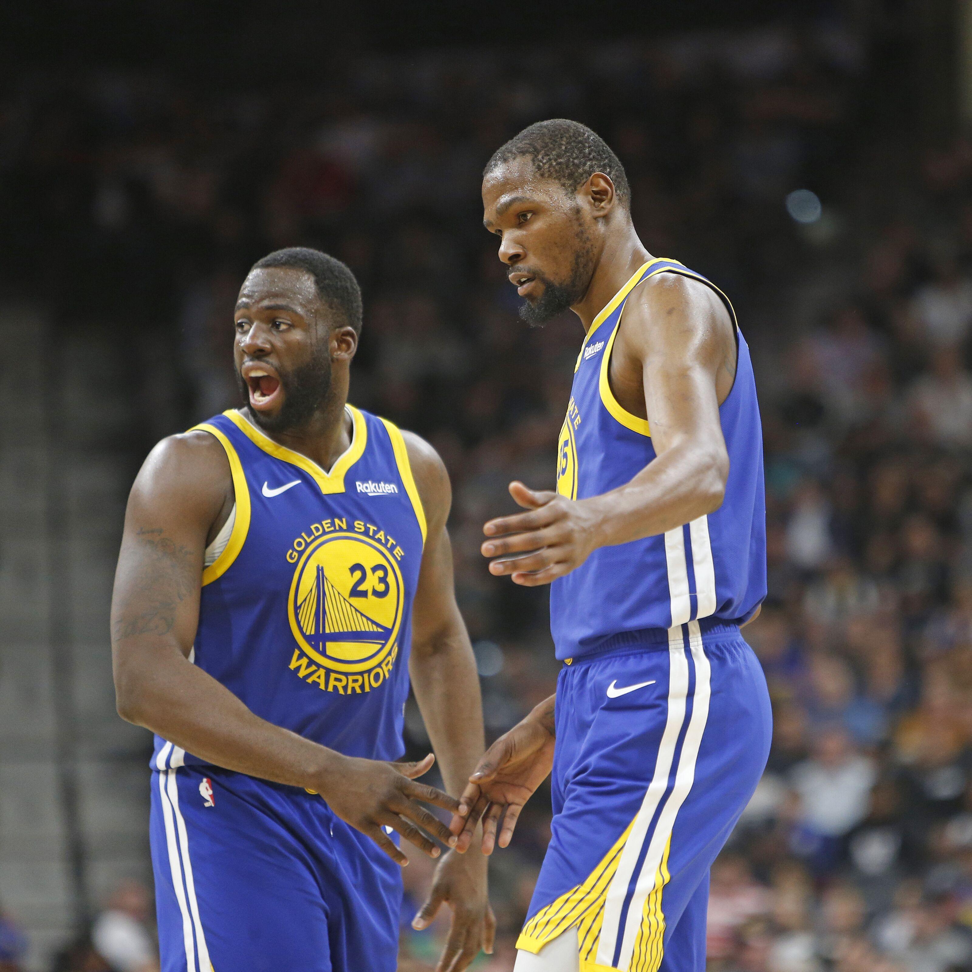 Golden State Warriors: Golden State Warriors: The Draymond Green Dilemma