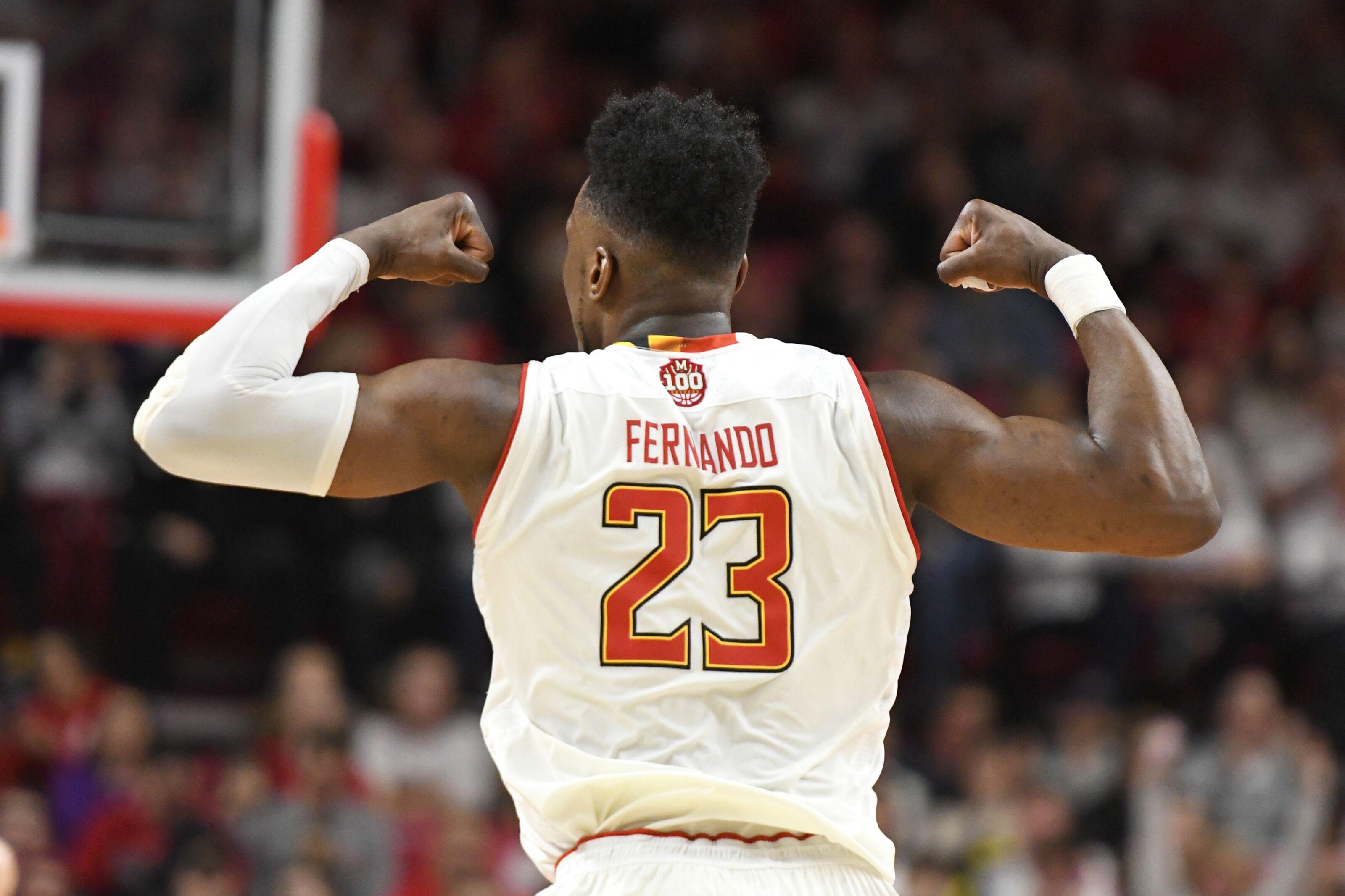 2019 NBA Draft: Golden State Warriors select big man Bruno ...