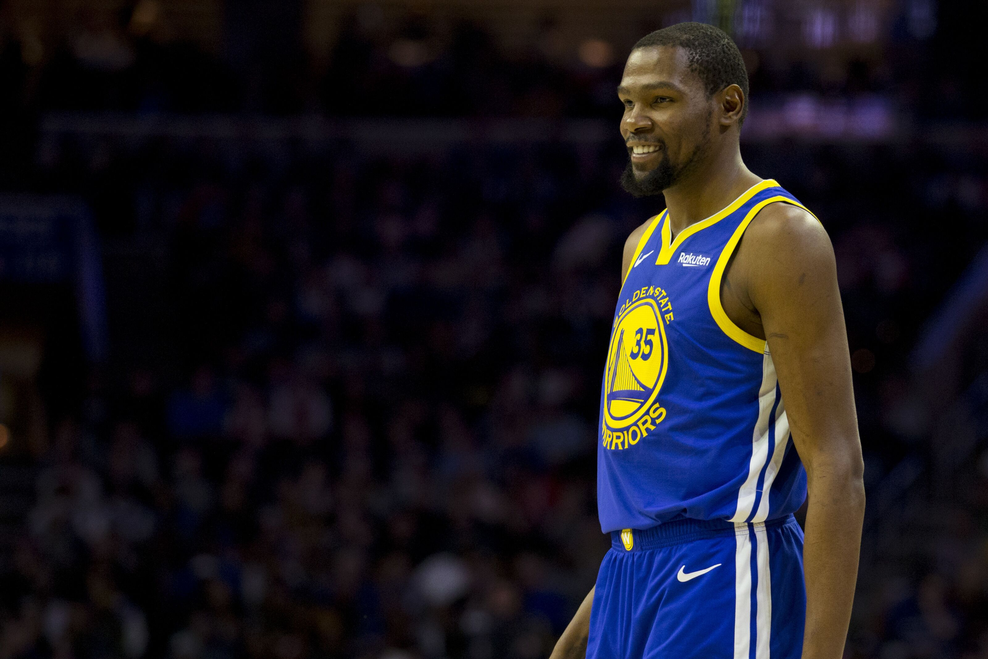 8ecf0e214134 Kevin Durant on joining the Dubs