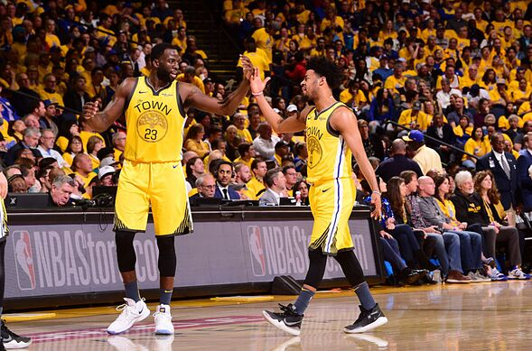 8f5be36c602 3 adjustments the Golden State Warriors can make in Game 3 vs LAC