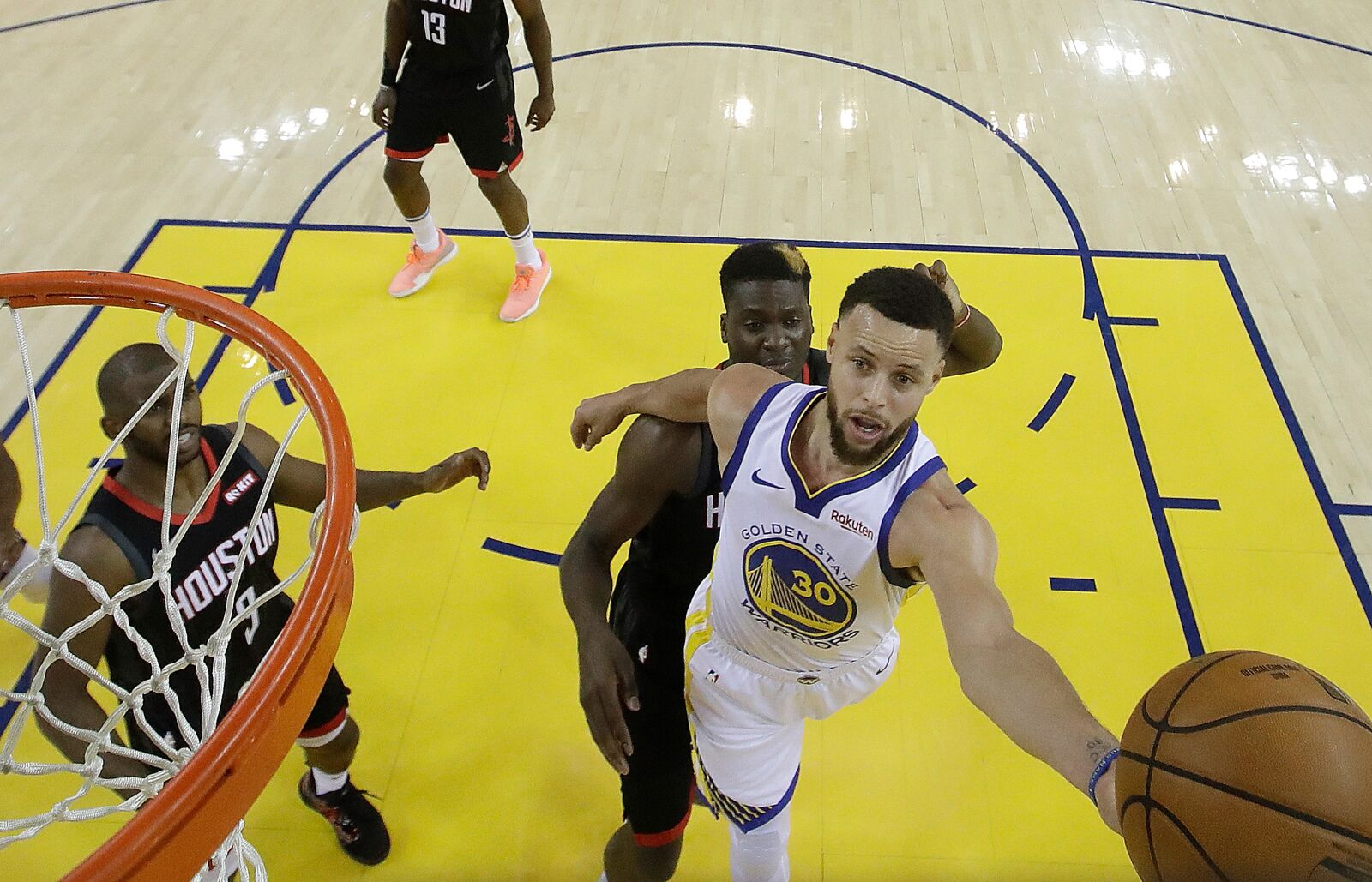 6f6c9f1004a4 Houston Rockets can t beat Golden State Warriors at their own game