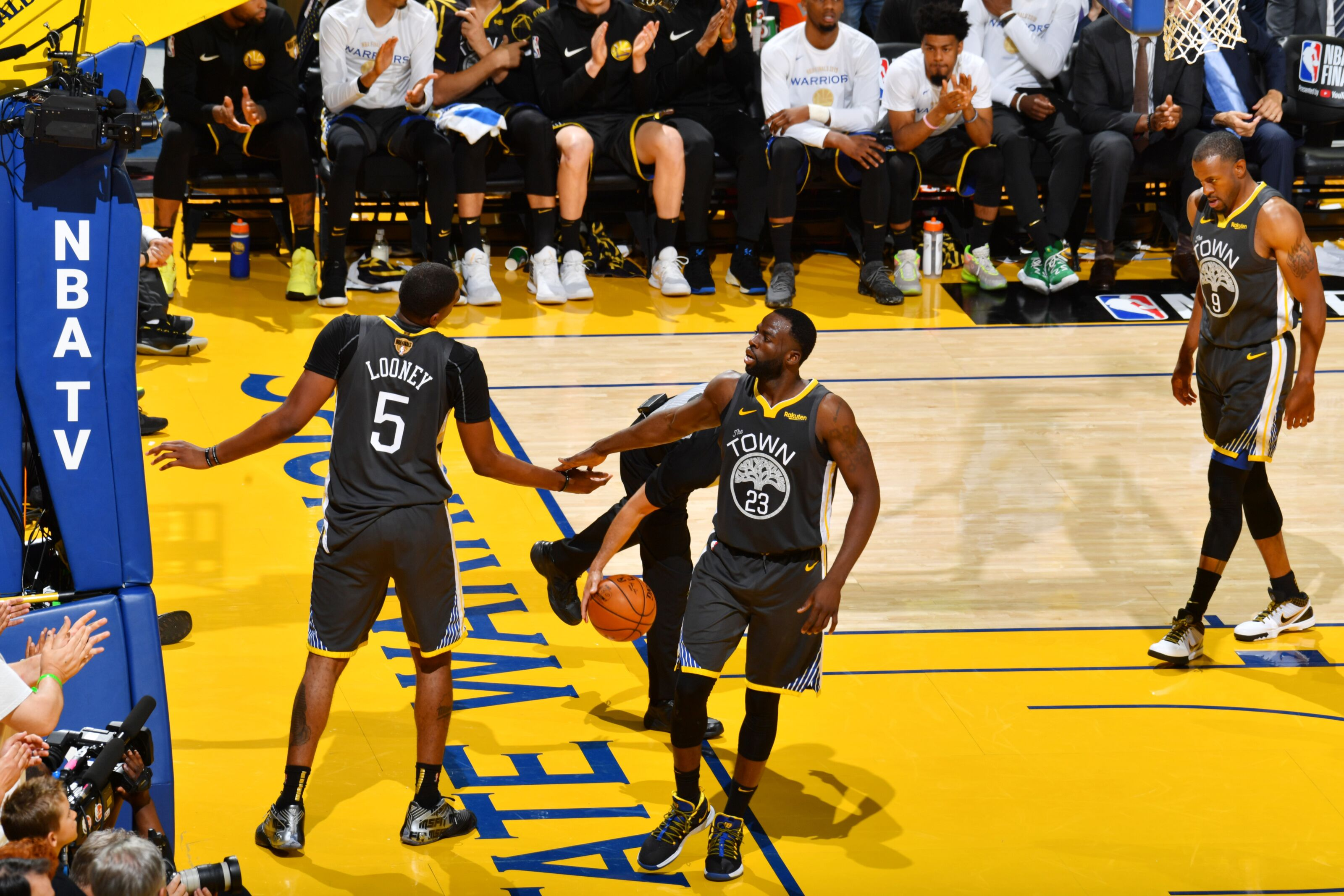 Golden State Warriors will struggle without a rim protector