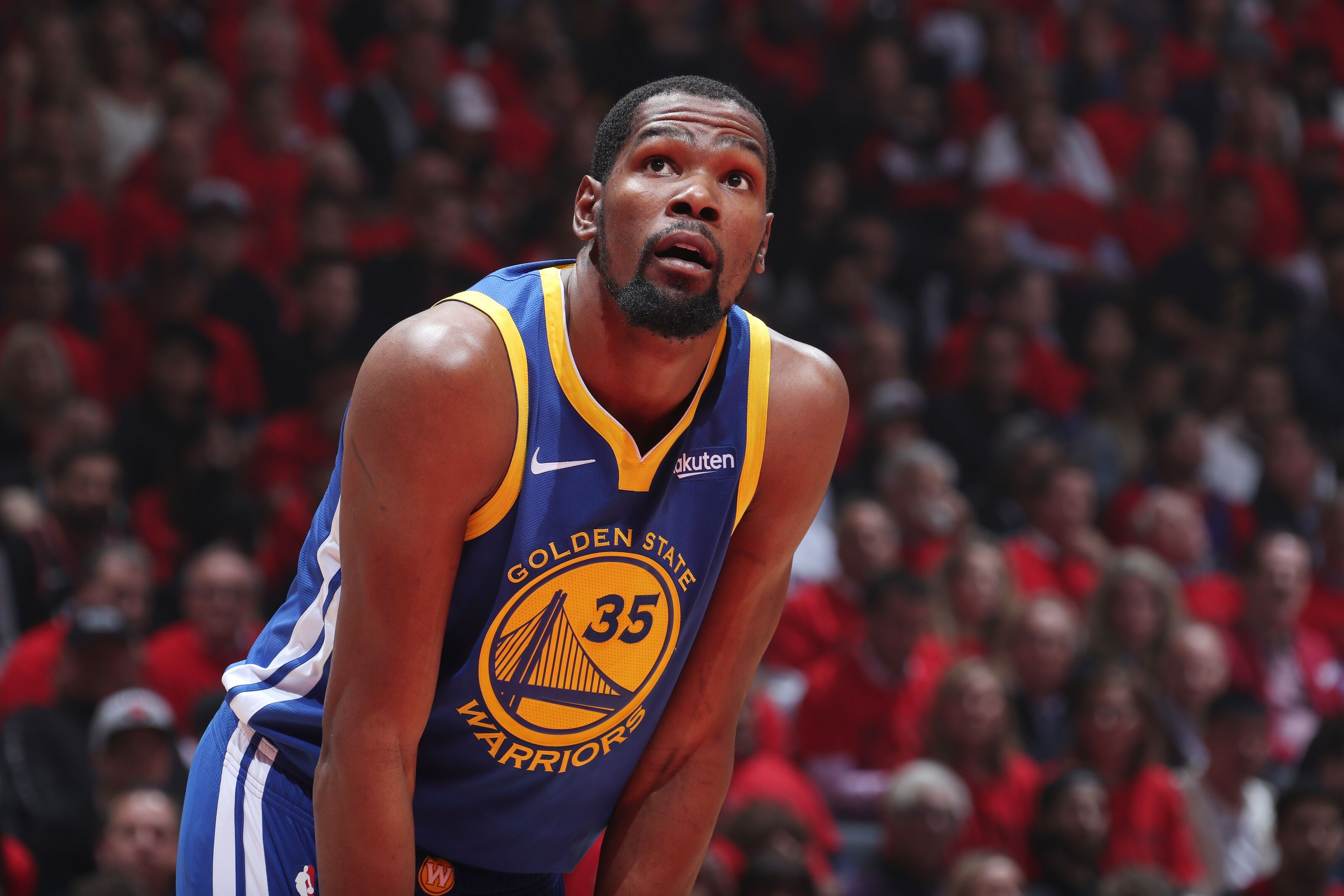 Golden State Warriors: Kevin Durant was never needed