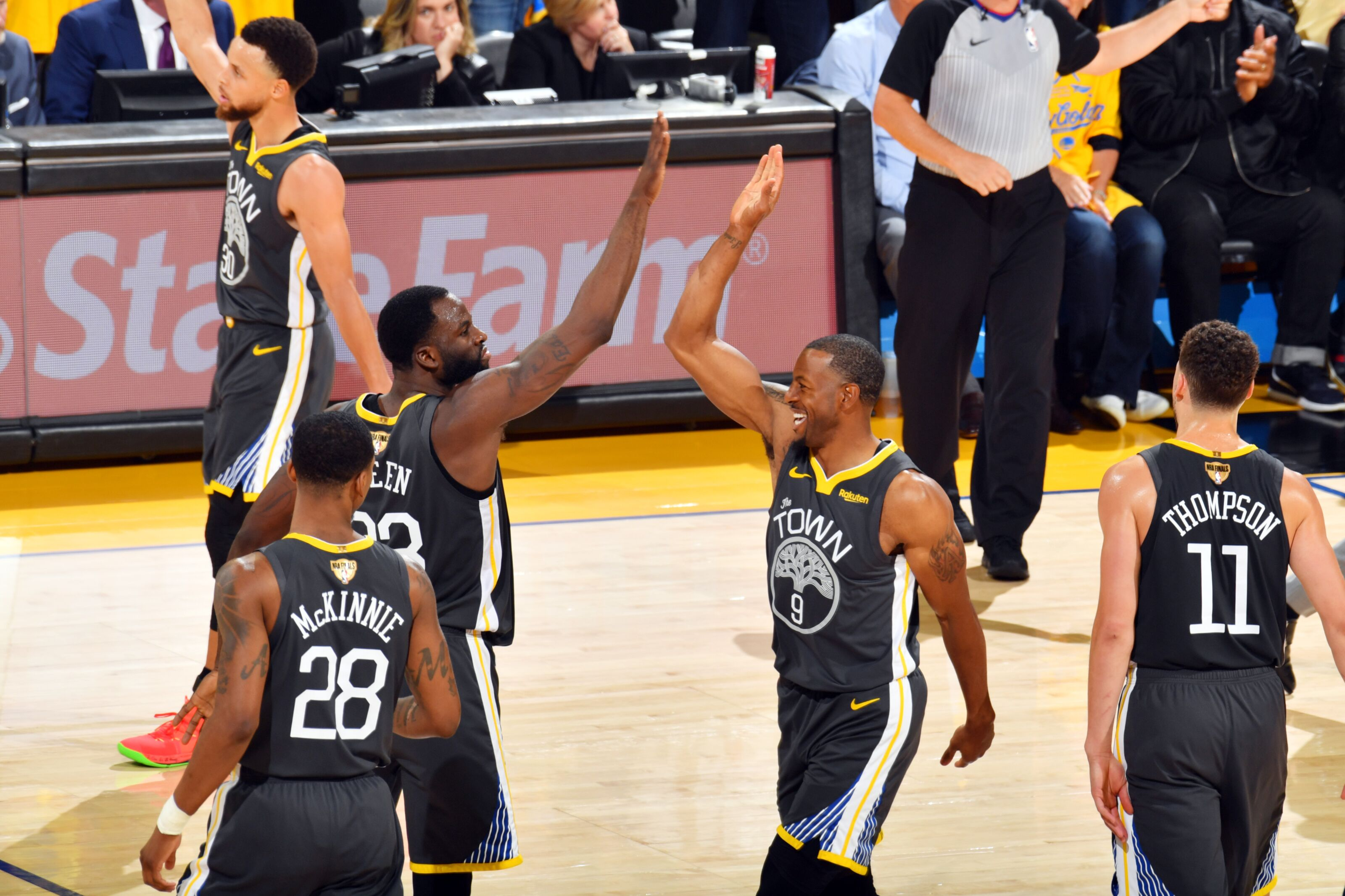 The Golden State Warriors will relish being the underdogs