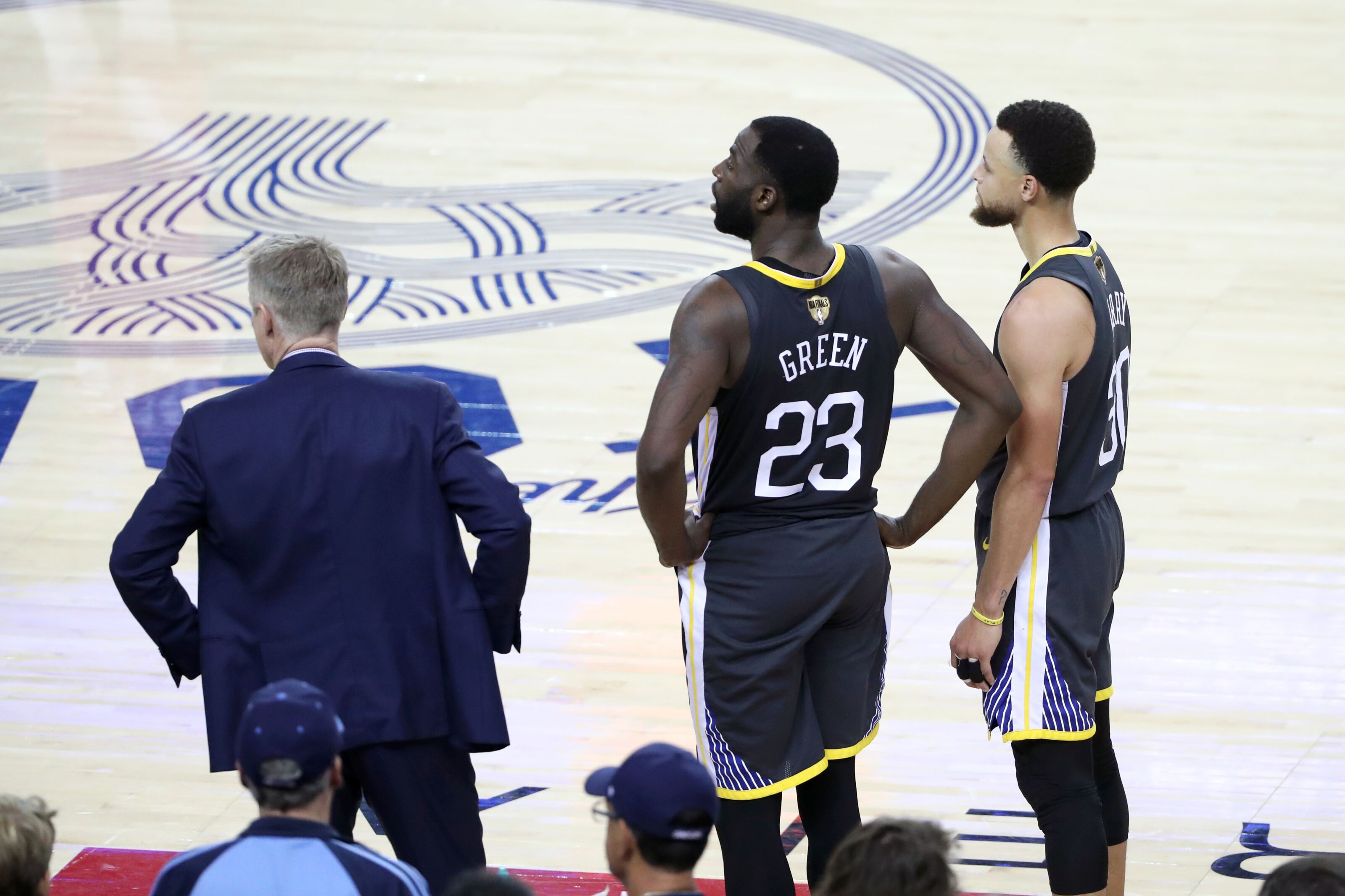 Golden State Warriors: Battle to backup Draymond Green will get messy
