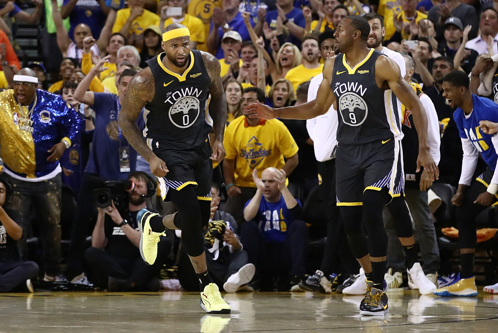"""Golden State Warriors: """"Buy or Sell"""" with 10 potential NBA Free Agents"""