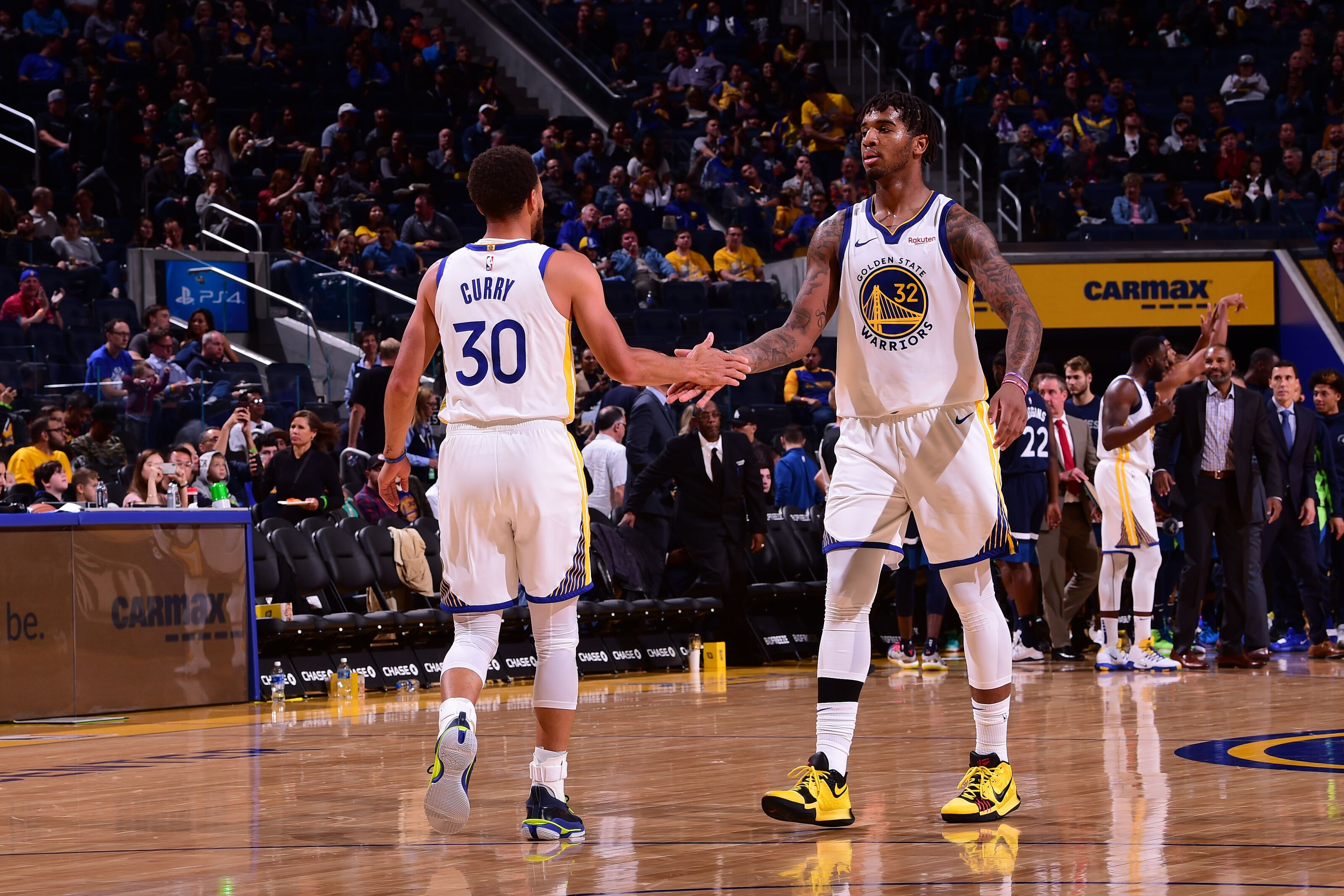 Golden State Warriors: Game 3 continued to solidify Marquese Chriss' role