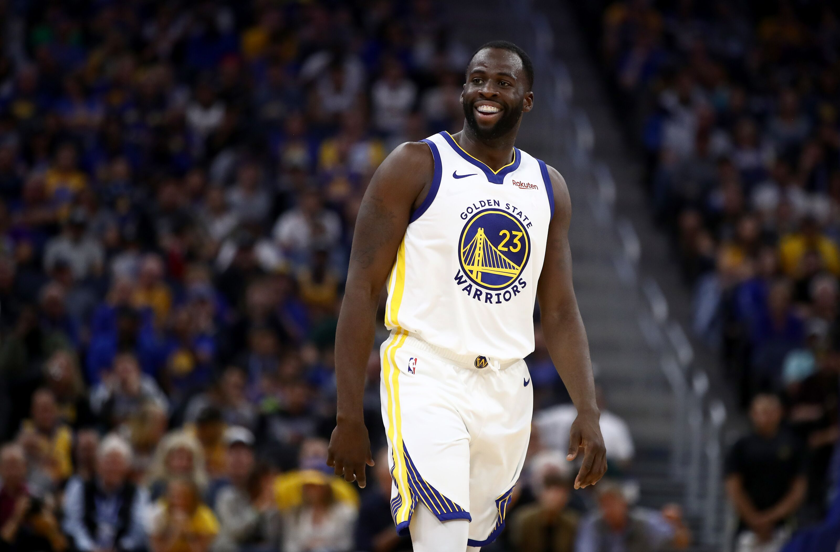 Golden State Warriors: Draymond Green's height proves he is special