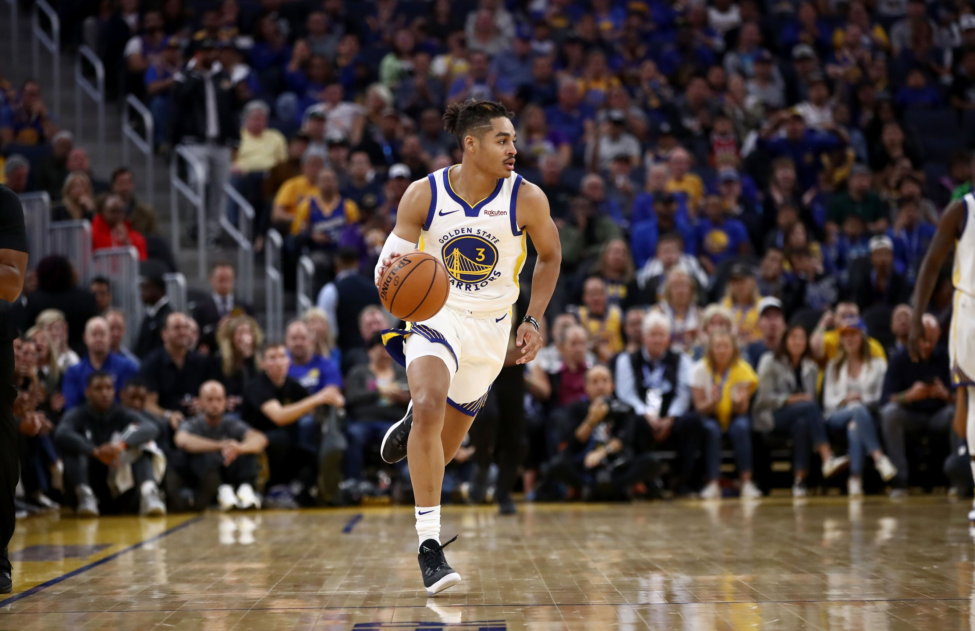 Golden State Warriors: Jordan Poole may quietly make himself the go-to player on the second unit
