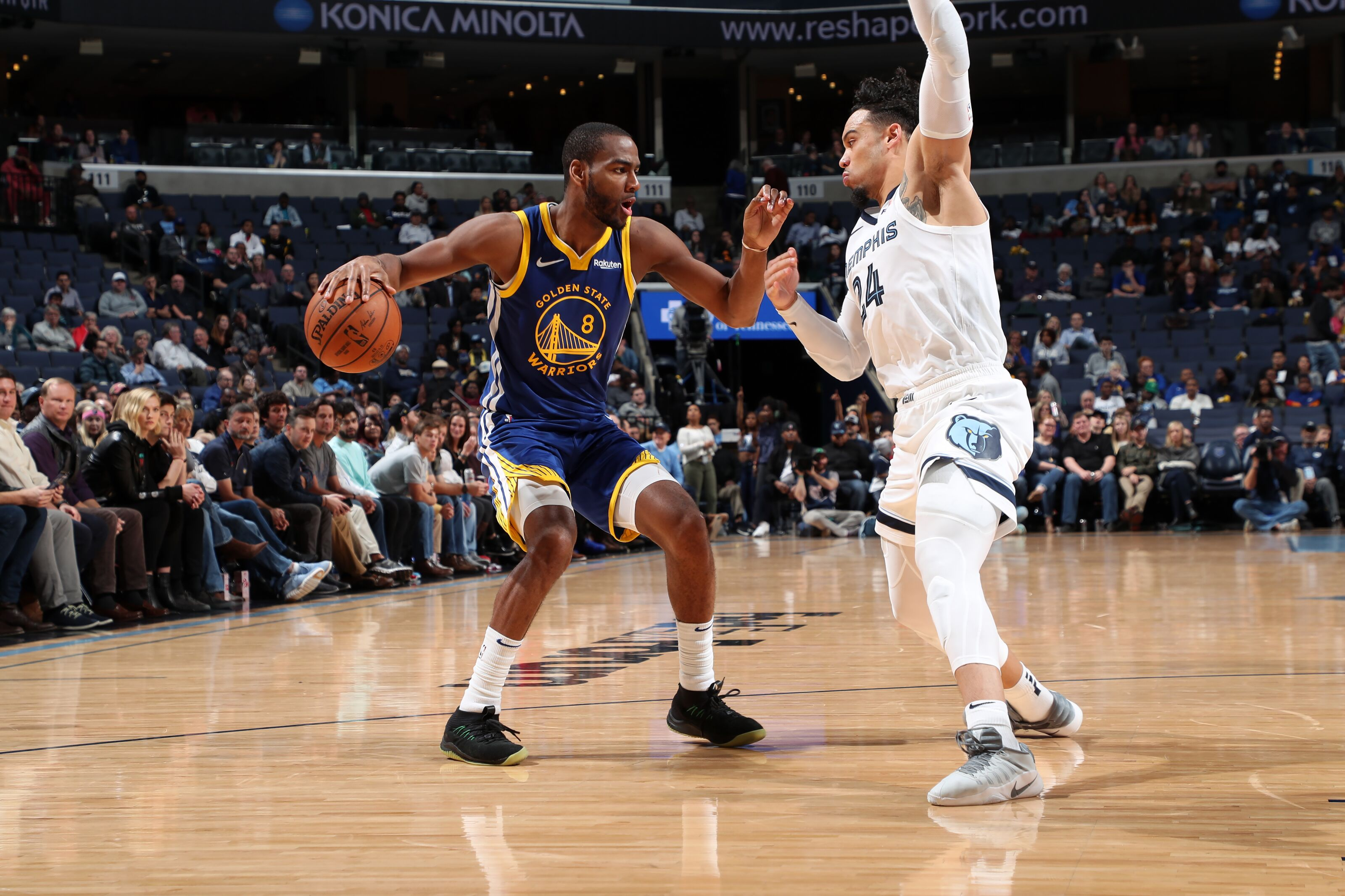 Golden State Warriors: Alec Burks sets season high en route to third win over Grizzlies