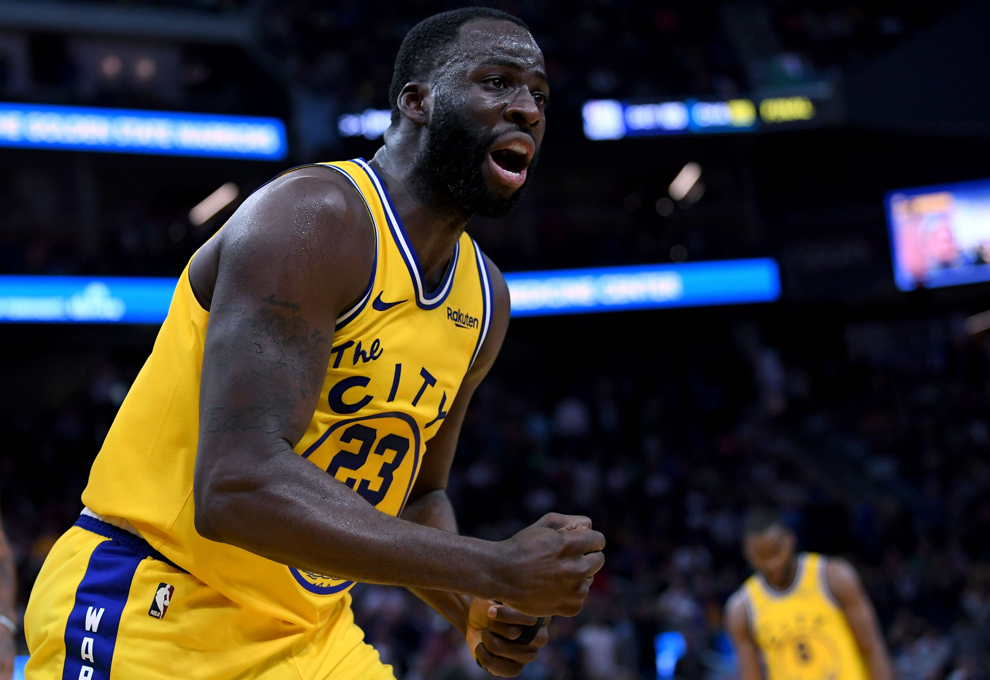 Golden State Warriors 2019 2020 Will Be A Blessing In Disguise