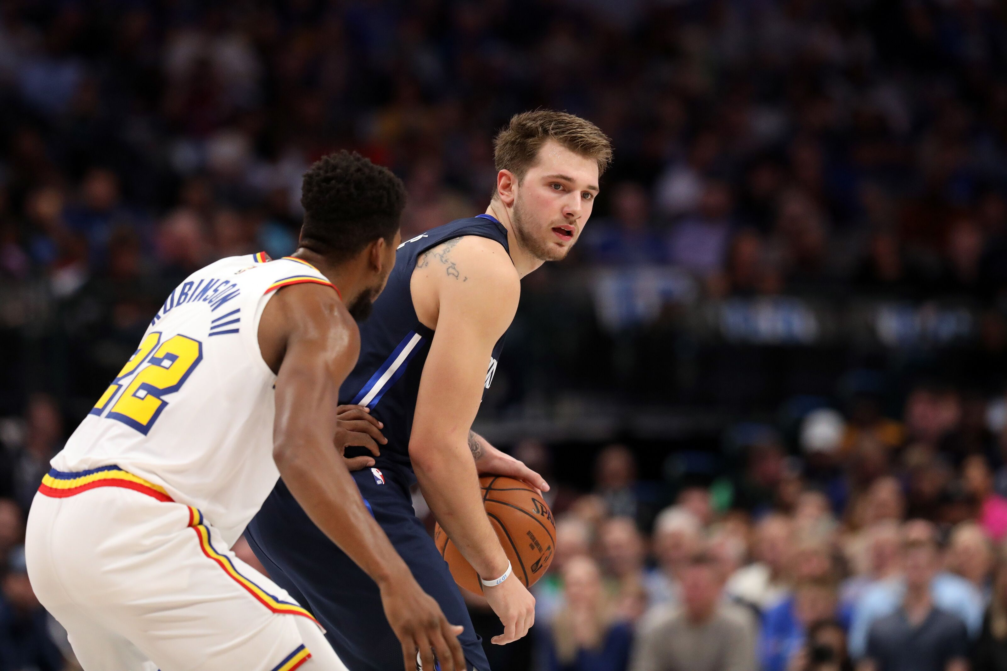 Loss to Dallas marks lowest point of the decade for Golden State Warriors