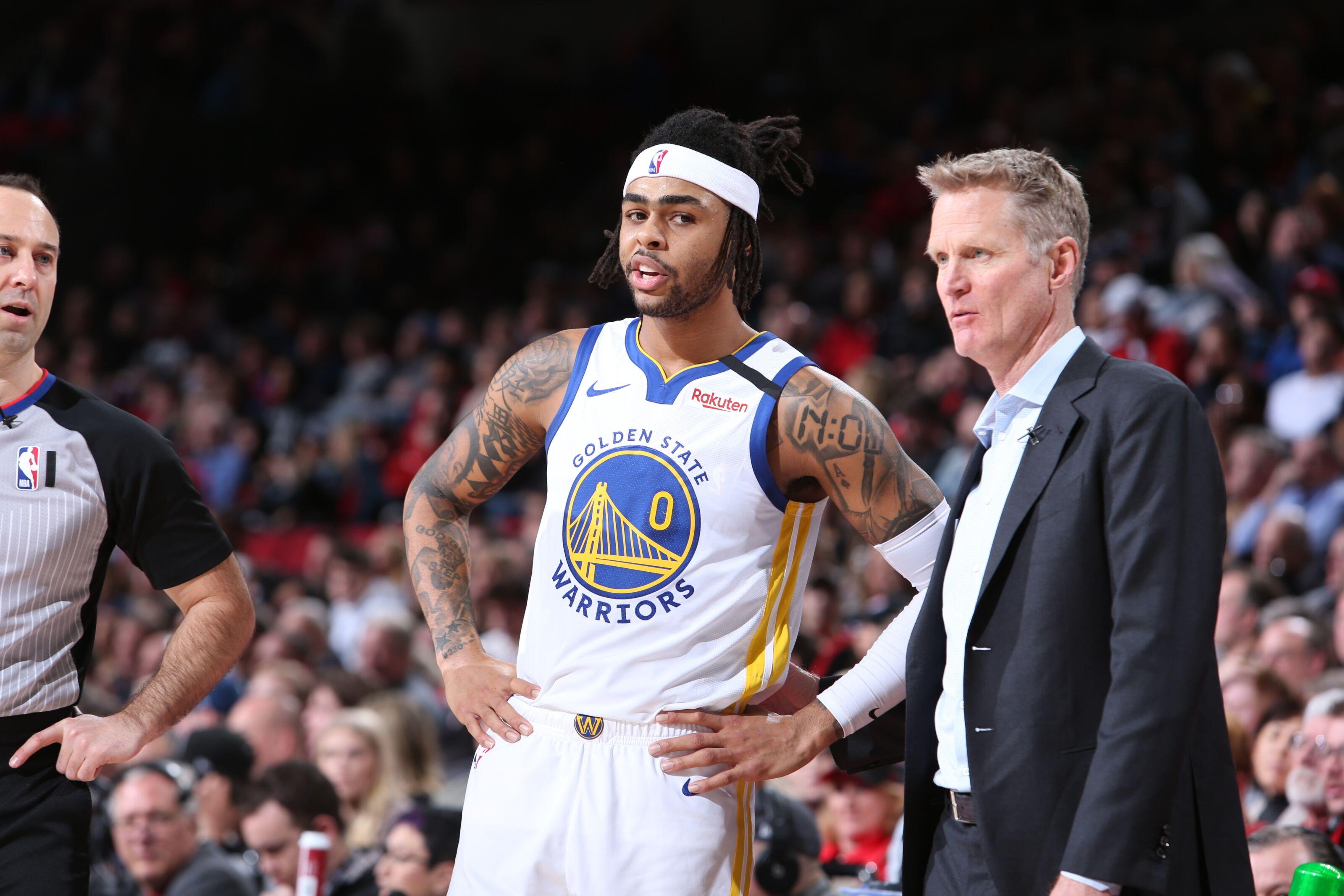 遲遲不肯放Russell,兩件事成科爾心魔,為做好兩手準備放眼下賽季?-Haters-黑特籃球NBA新聞影音圖片分享社區
