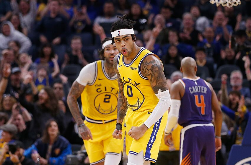 Warriors Would Combine D Lo And 2020 Draft Pick In Potential