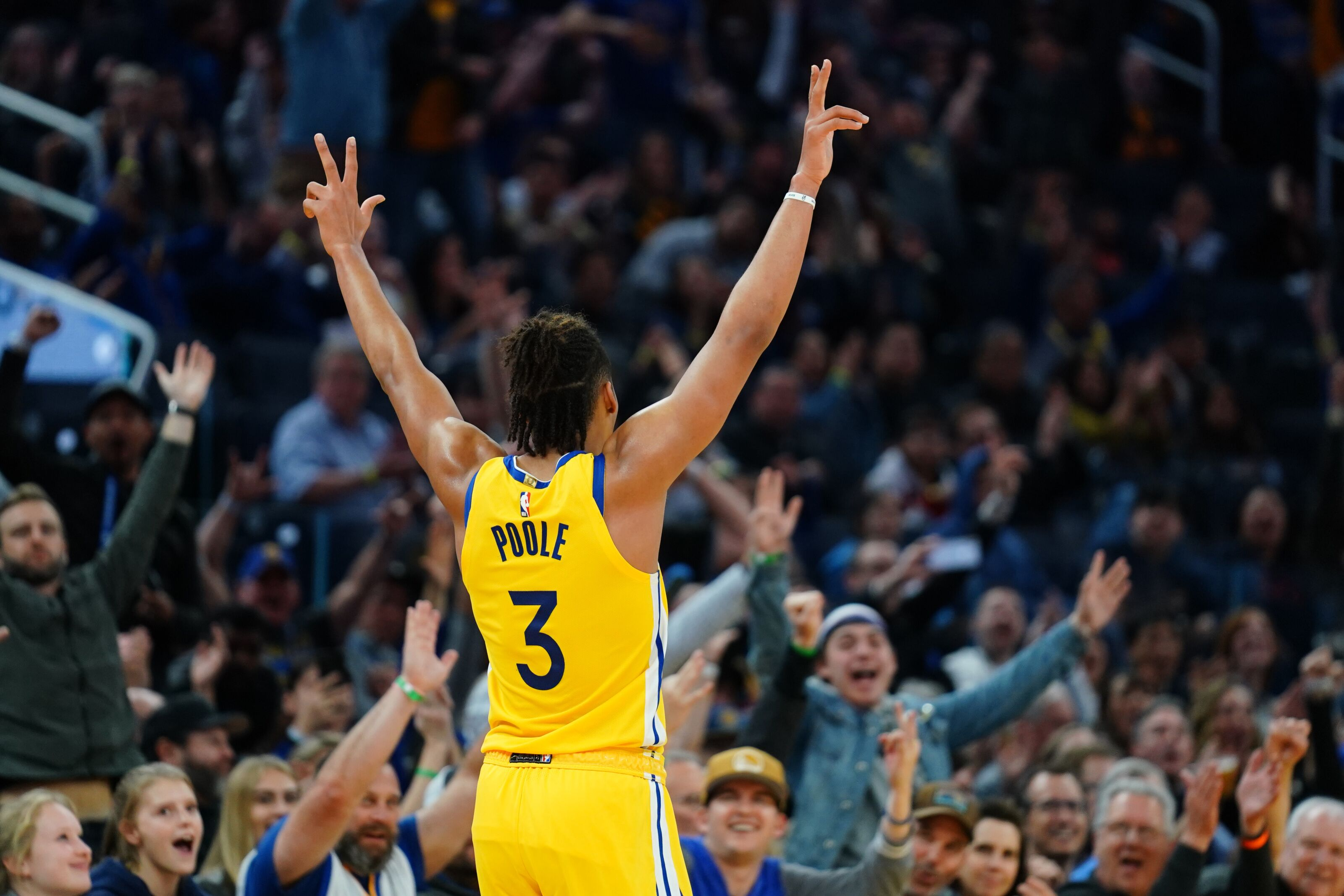 Golden State Warriors: Jordan Poole is getting a second chance to prove himself