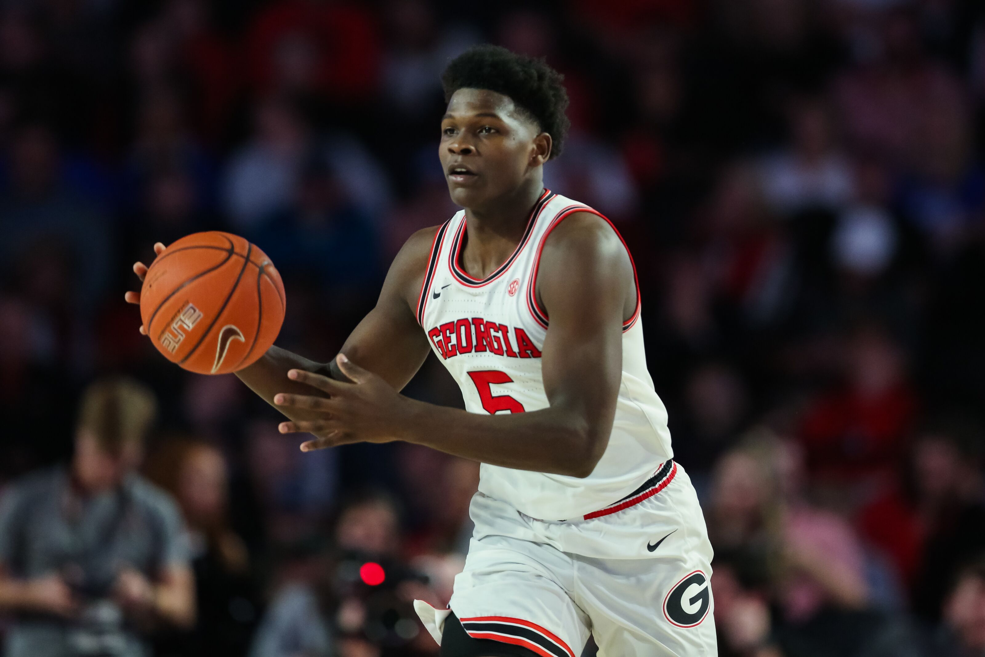 Golden State Warriors NBA Draft: Anthony Edwards is best longterm fit