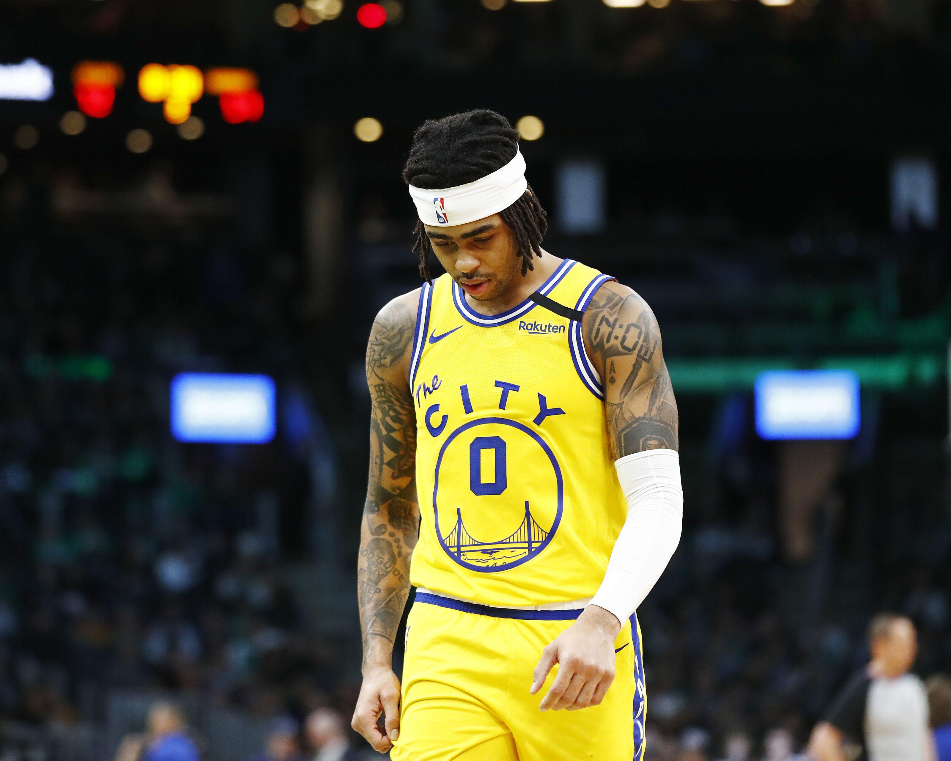 Golden State Warriors: ESPN reporter slams D'Angelo Russell-KAT duo