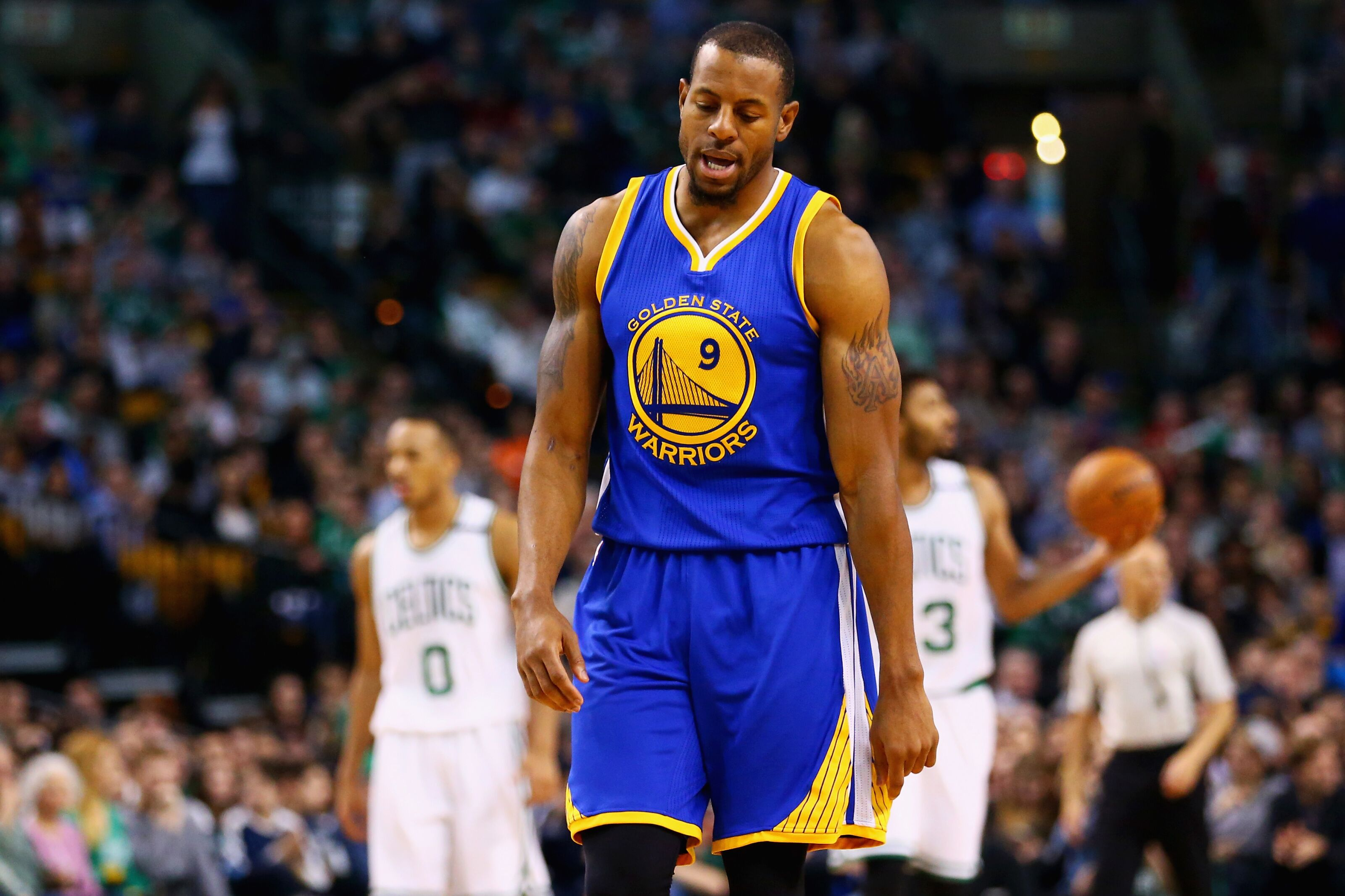 Golden State Warriors: Andre Iguodala unlikely to break free from Memphis