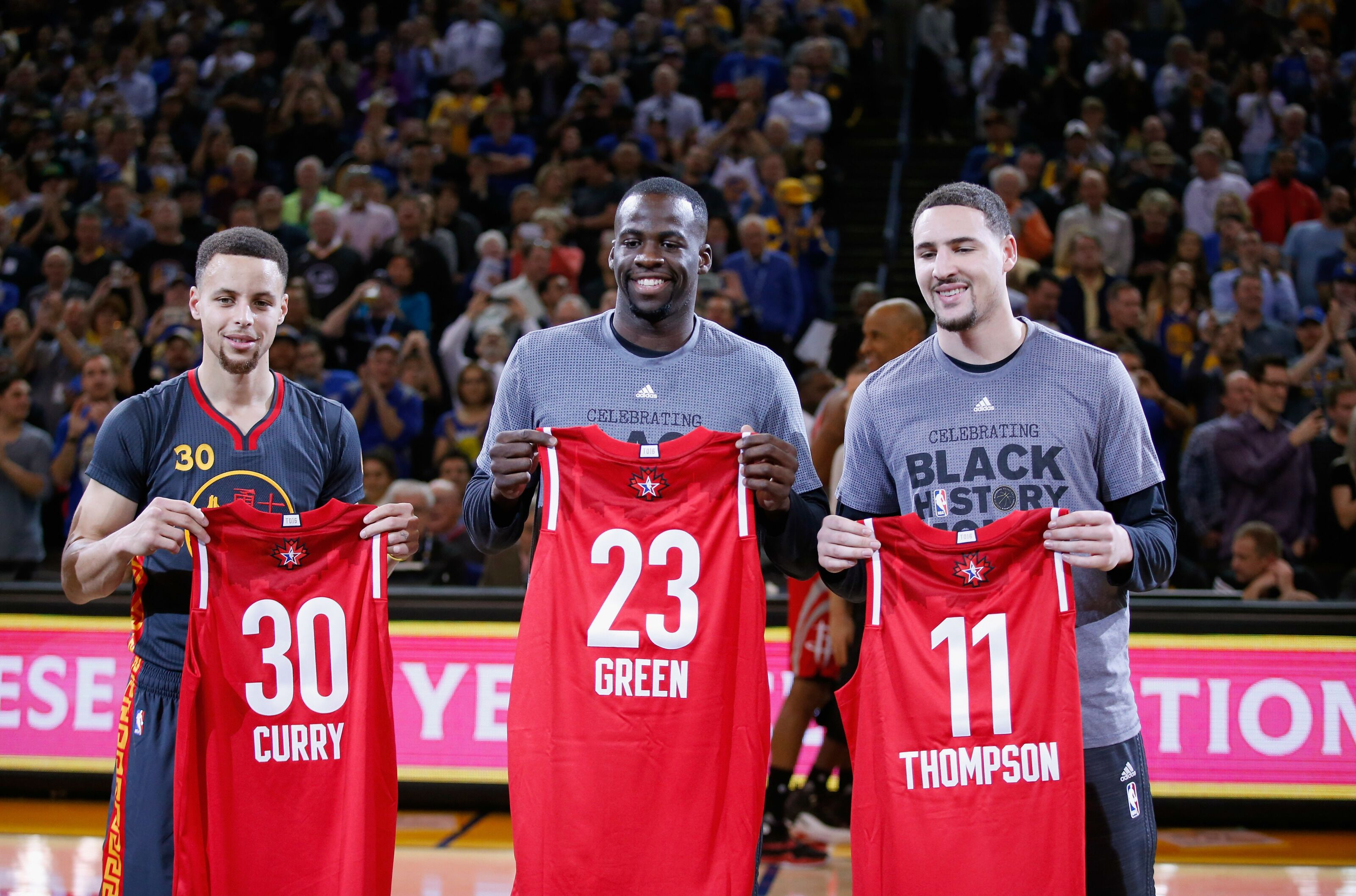 NBA All-Star Weekend isn't the same without Golden State Warriors