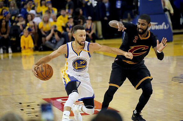 739a78450481 Stephen Curry versus Kyrie Irving  A brief history of the best rivalry in  the NBA