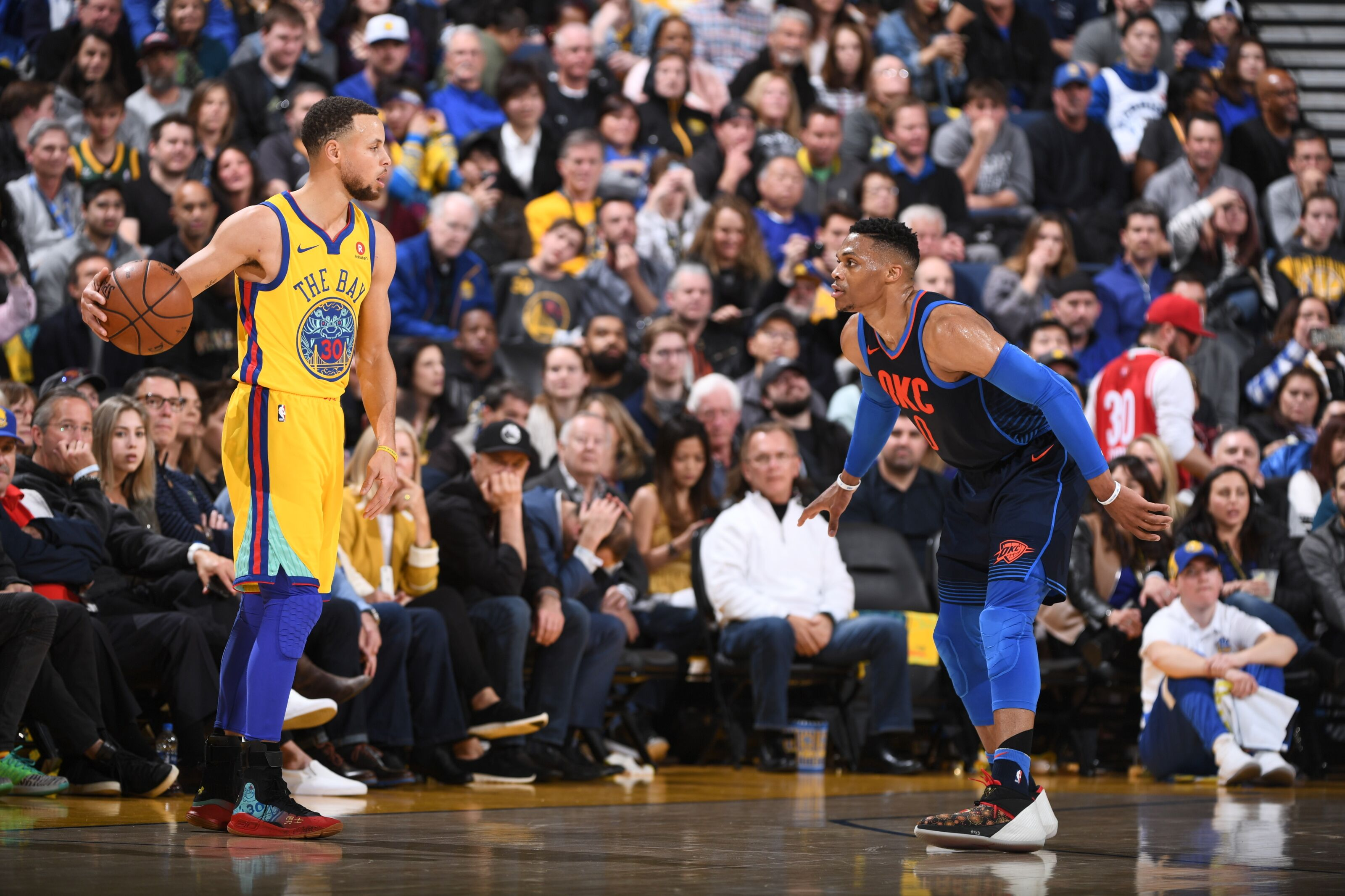 Golden State Warriors can learn from OKC Thunder