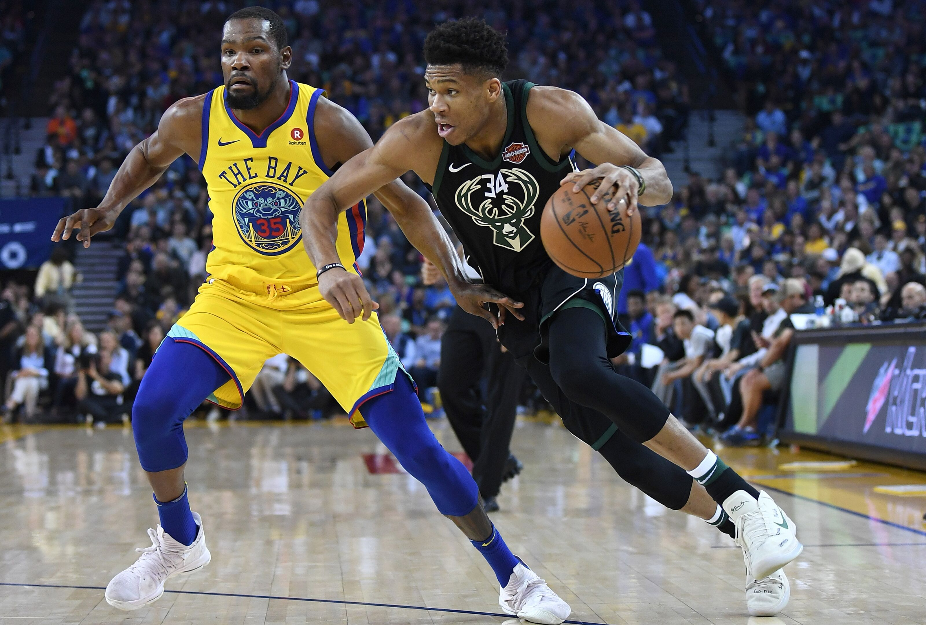 Max Kellerman believes Bucks have greatest chance to dethrone Warriors