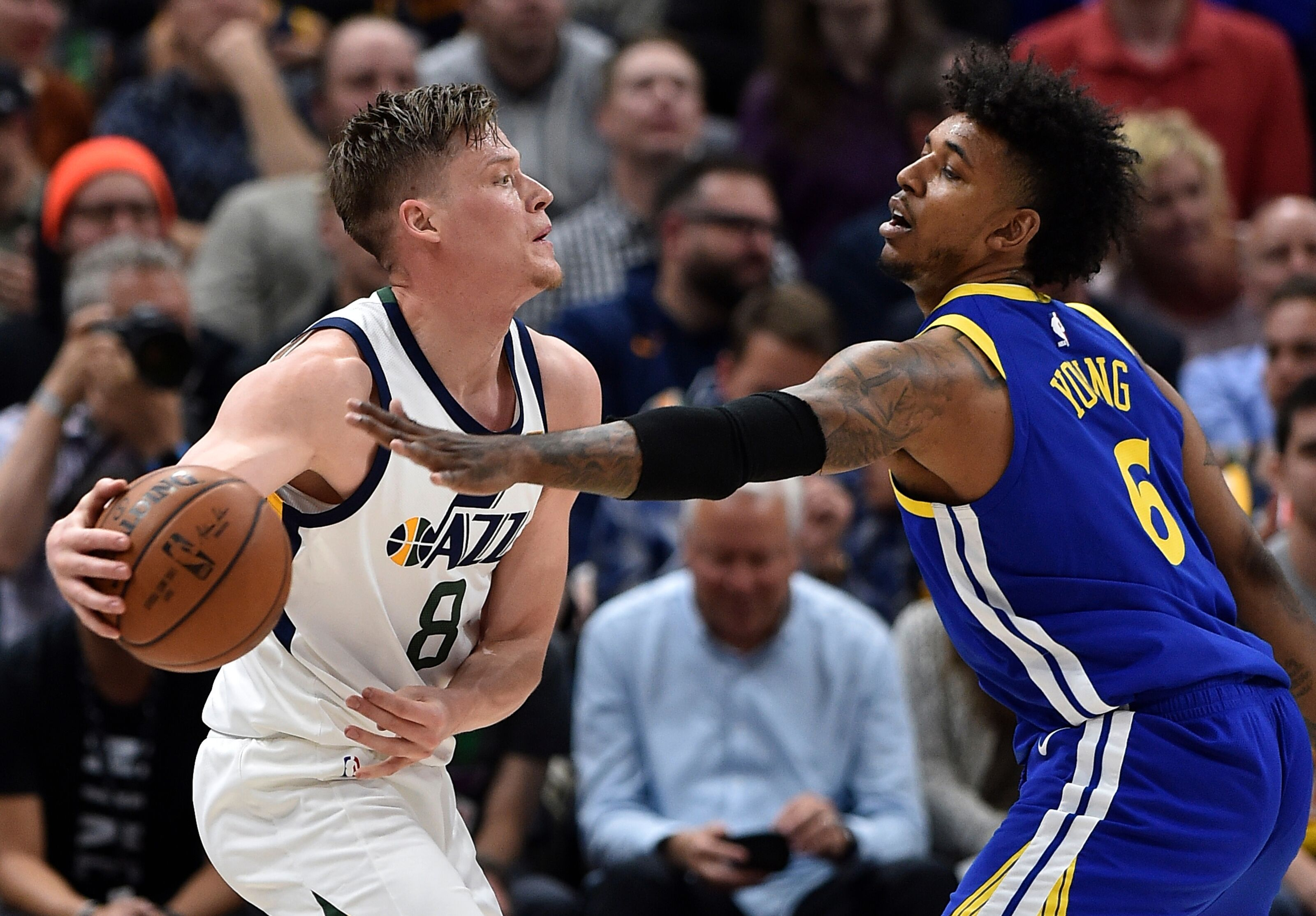 a4a64b8c2 Golden State Warriors Free Agency  3 reasons Jonas Jerebko is a great fit