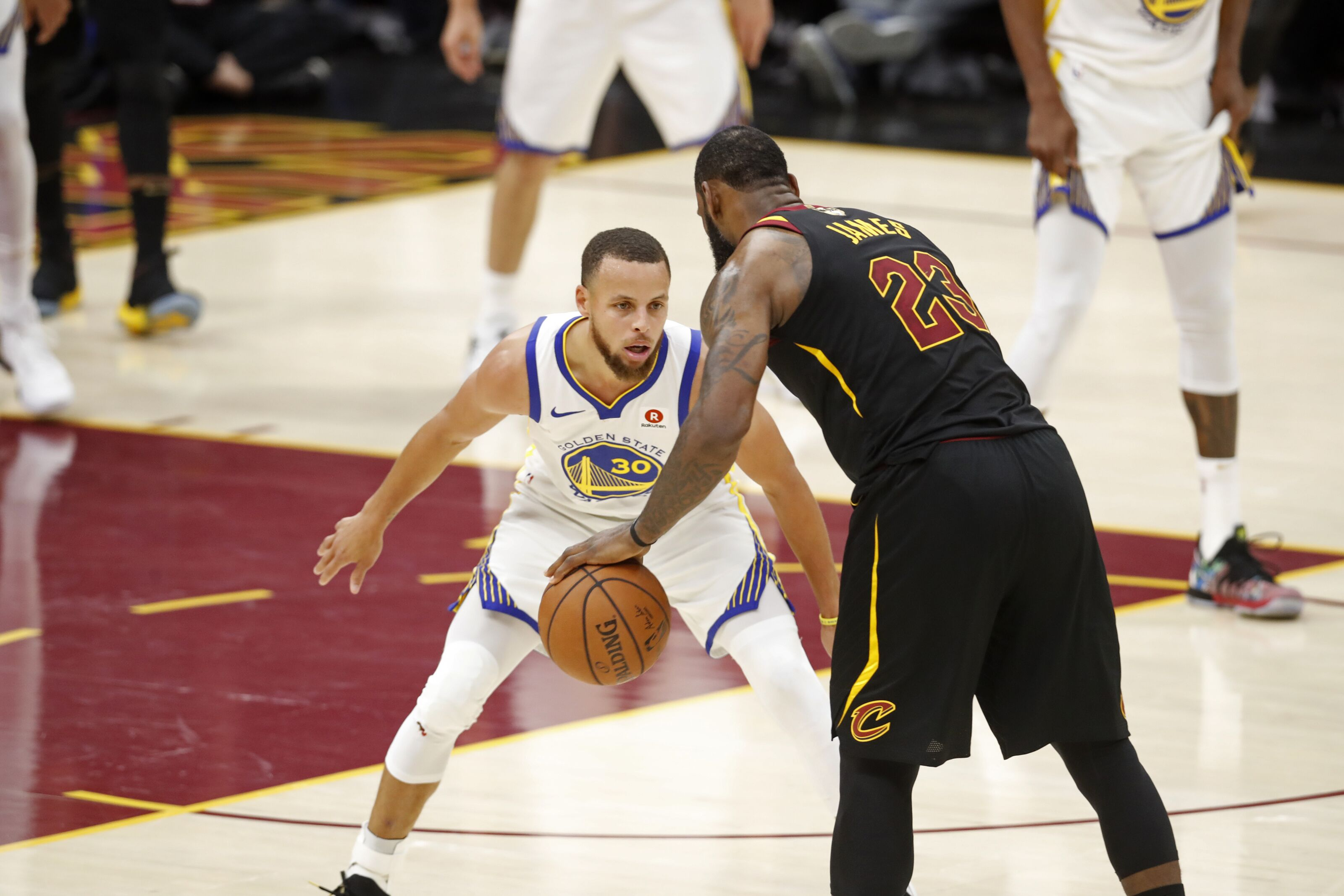 Stephen Curry ranked the second-most dominant superstar of the decade
