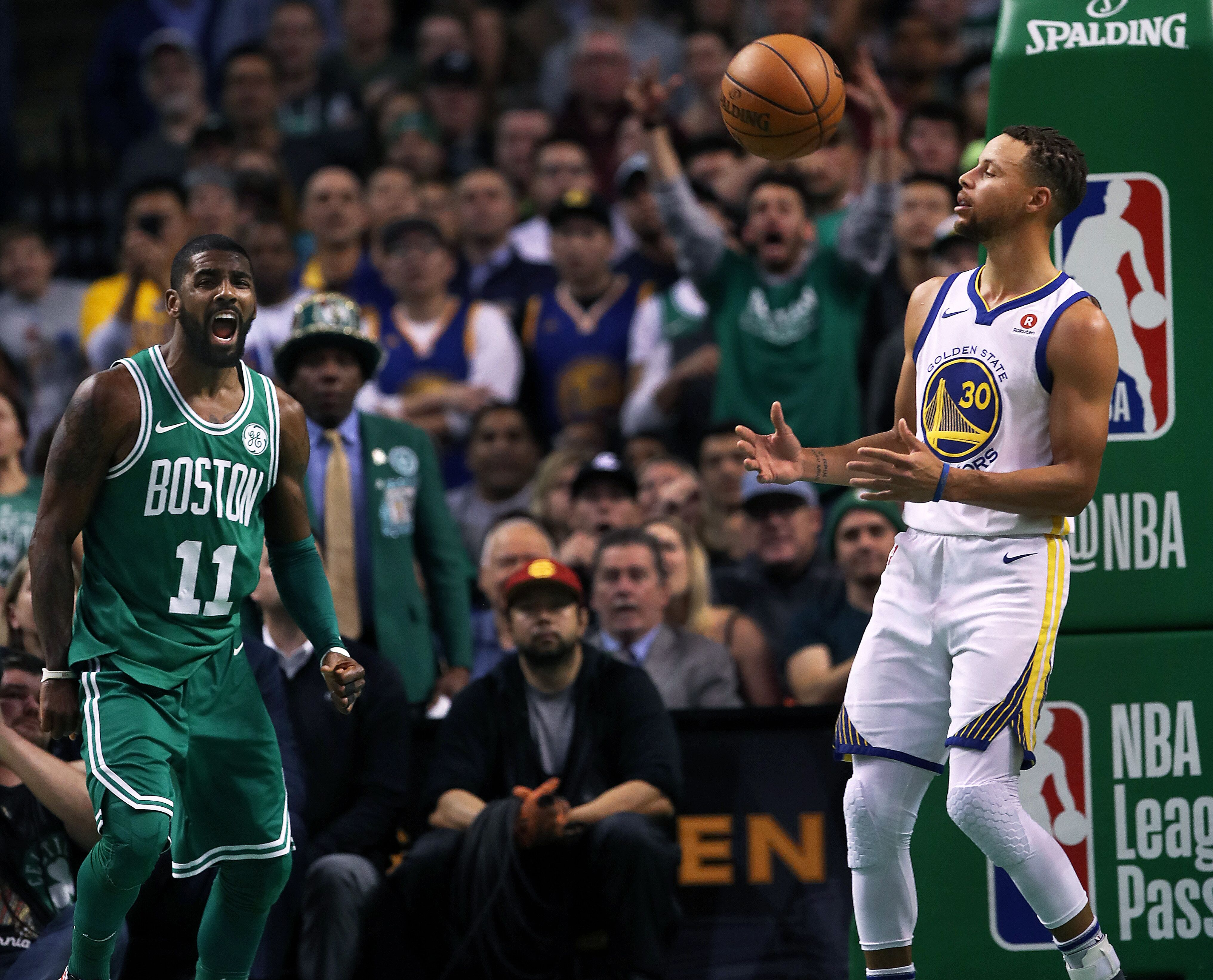 316b2d5b5ad Golden State Warriors loss to Boston Celtics was a good experience for them