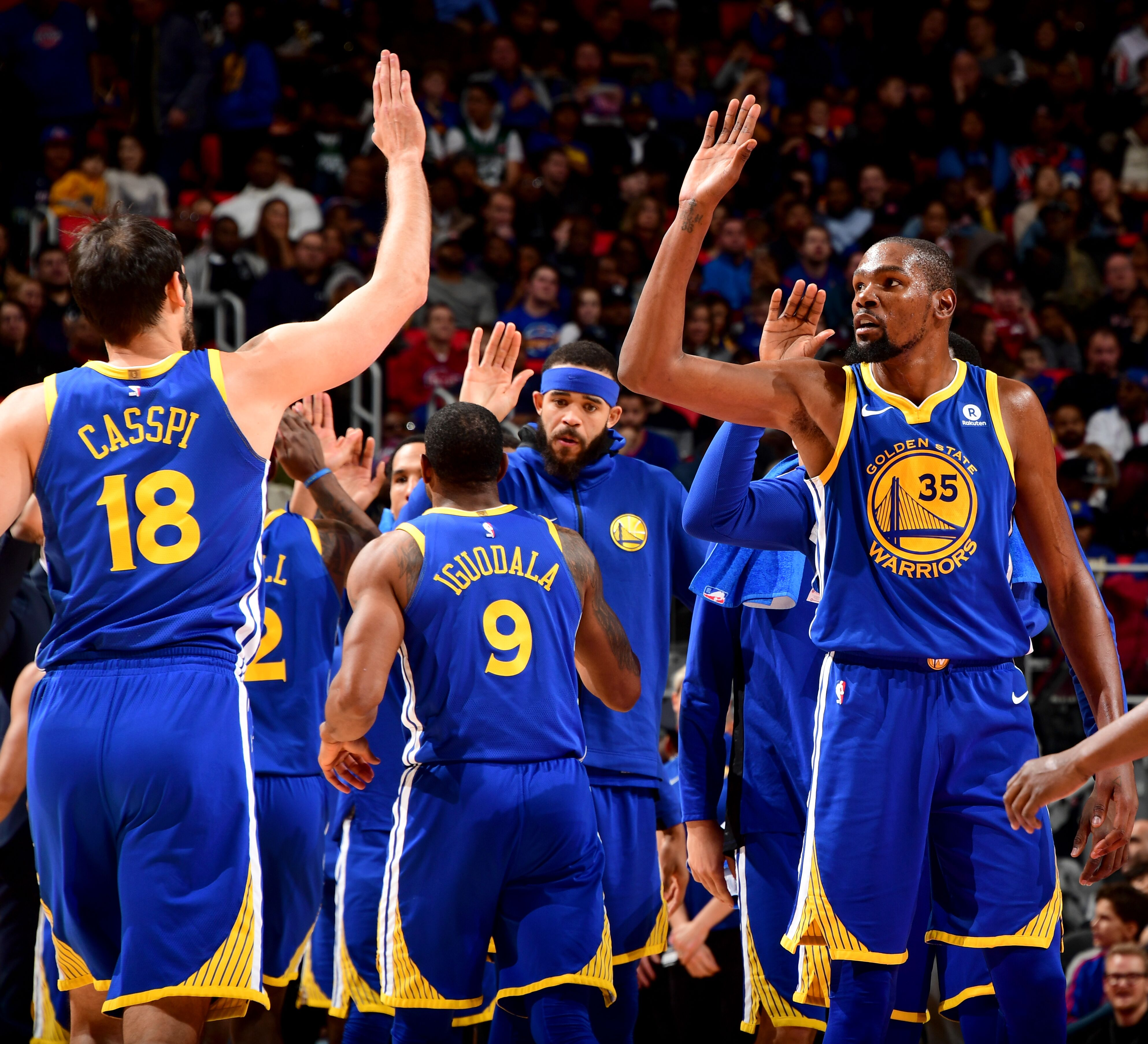 361d12a5ad42c7 Golden State Warriors  next man up mentality is coming up big