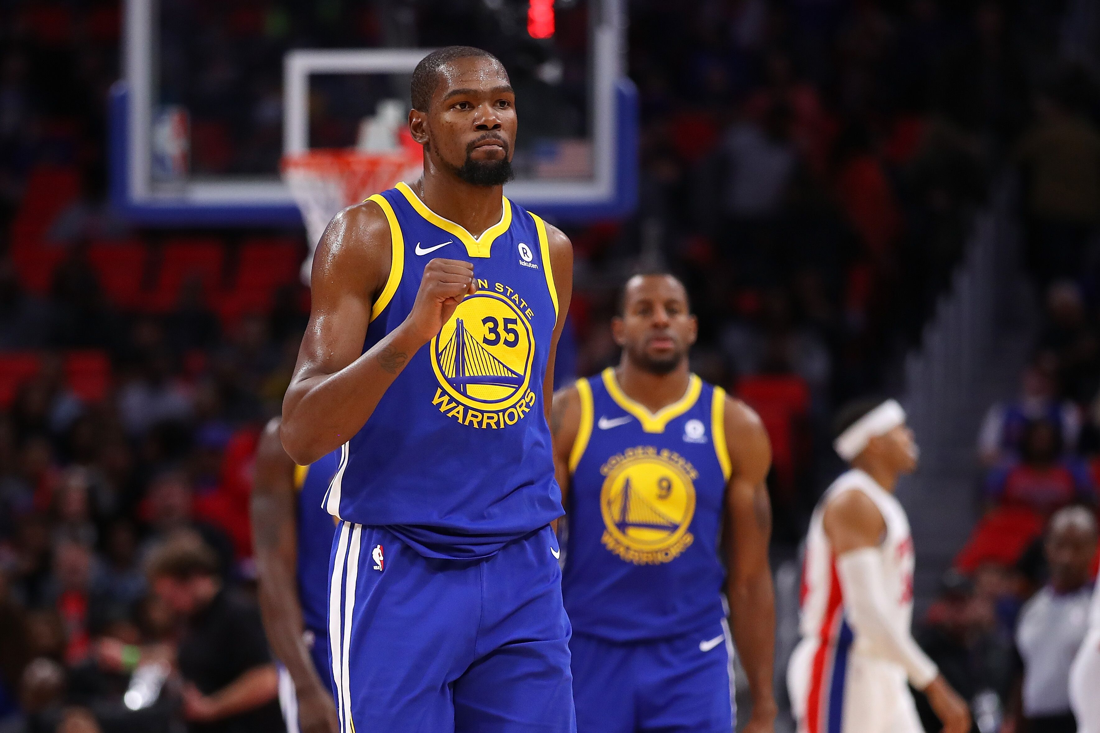 Golden State Warriors: Kevin Durant reminds everyone just how good he is