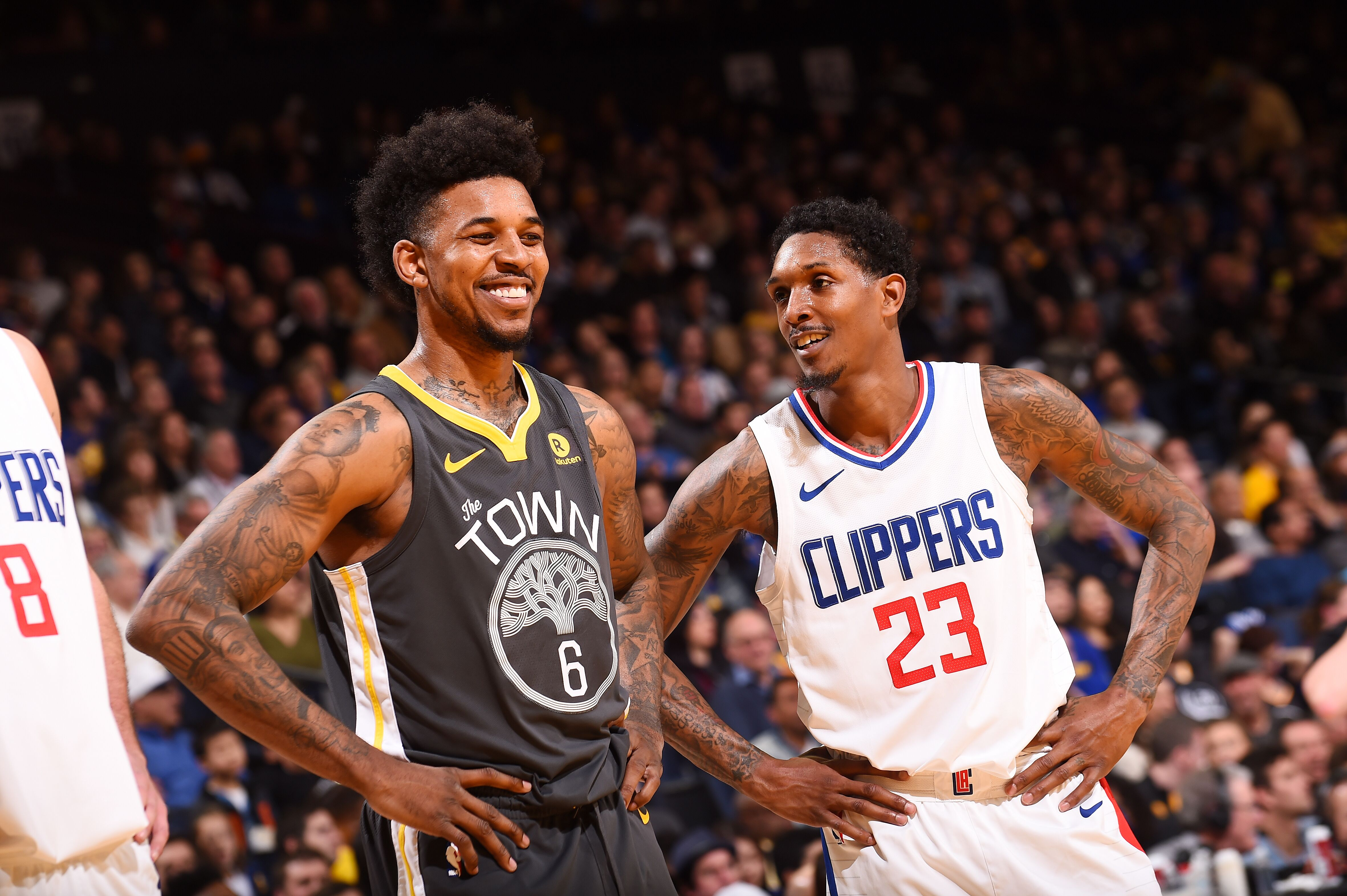 on sale 1e067 849e1 Golden State Warriors Roster Rankings: 11. Nick Young