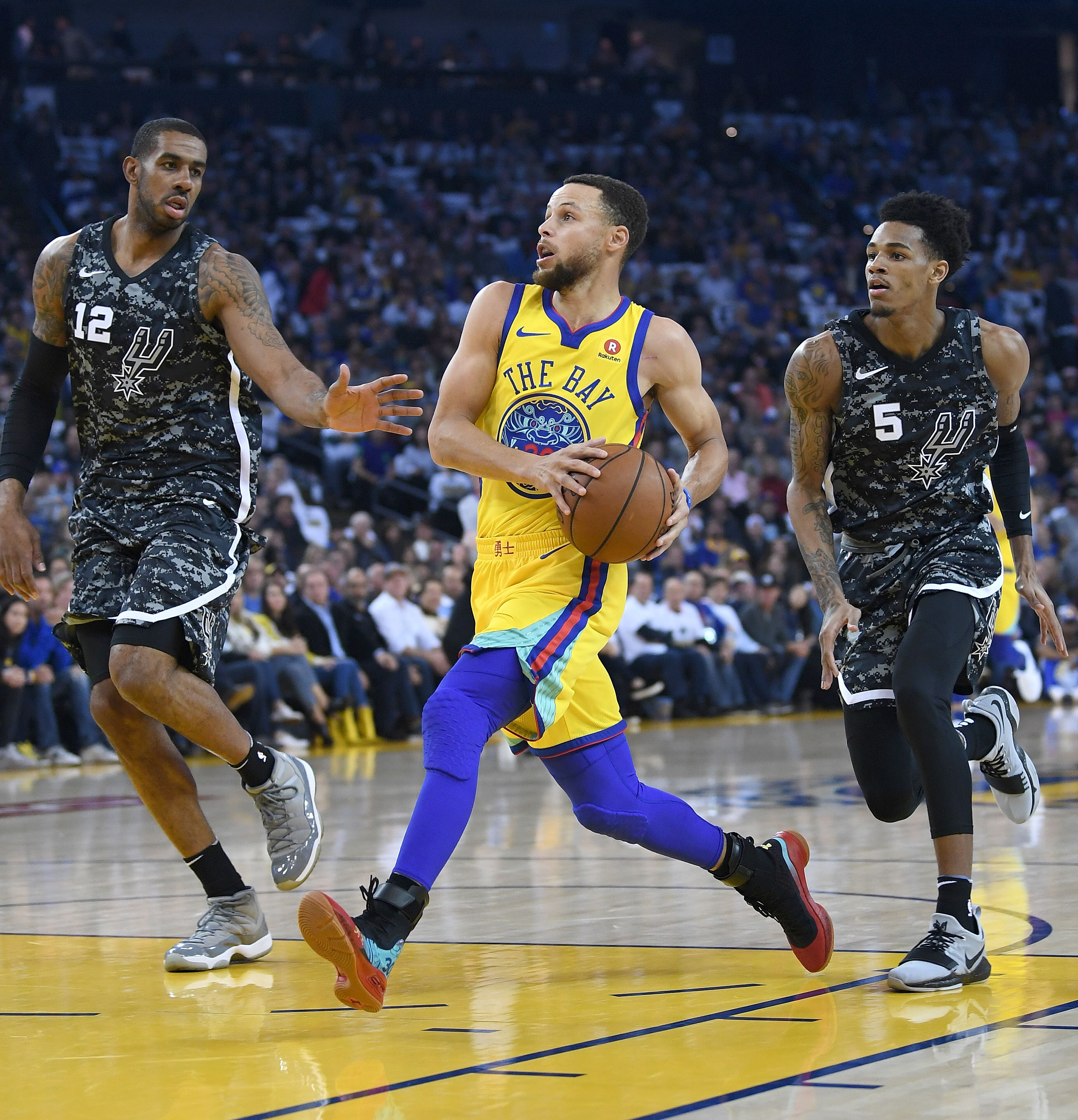 Golden State Warriors Roster Rankings: 1. Steph Curry