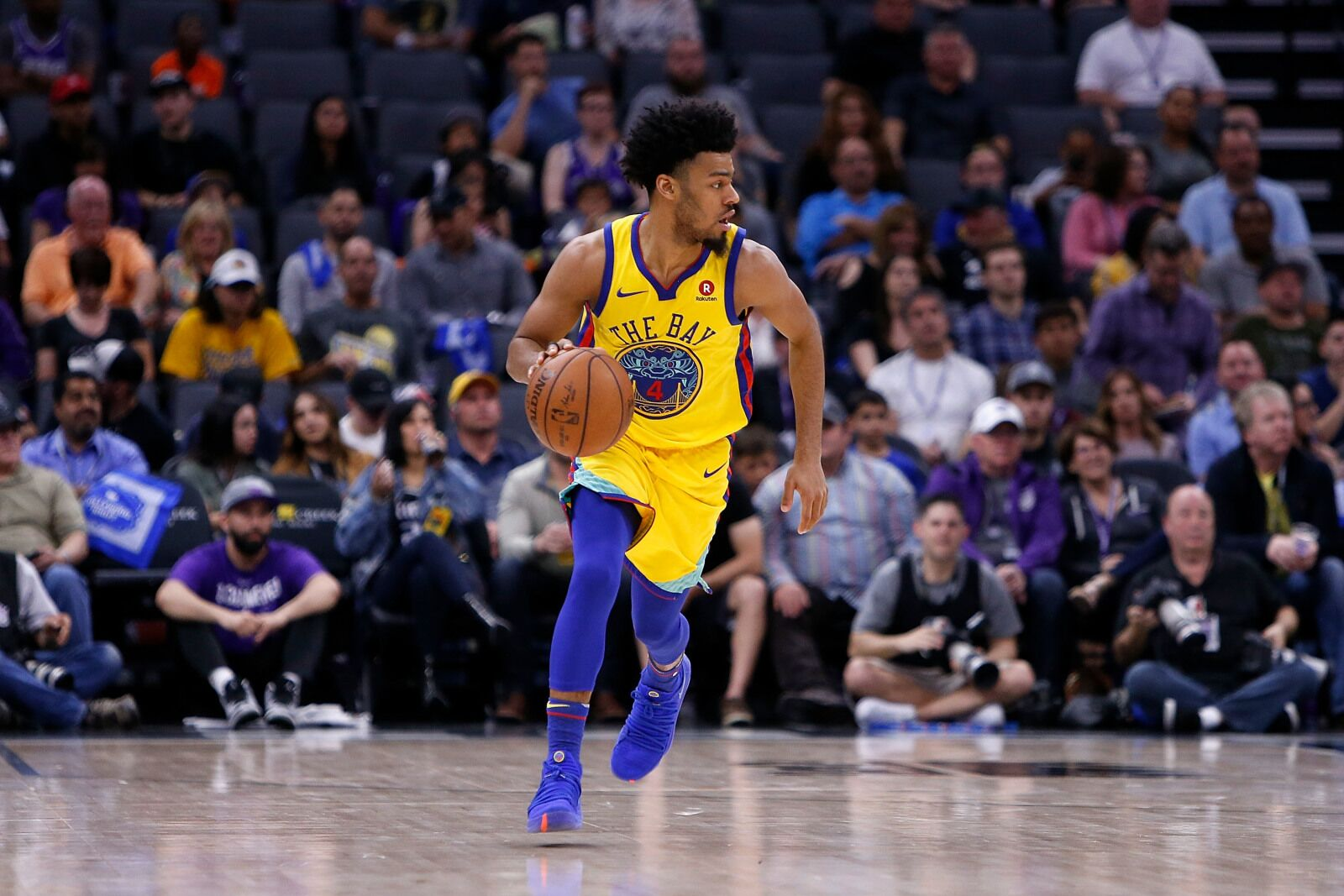 Golden State Warriors: The mystery behind Quinn Cook's usage, or lack thereof