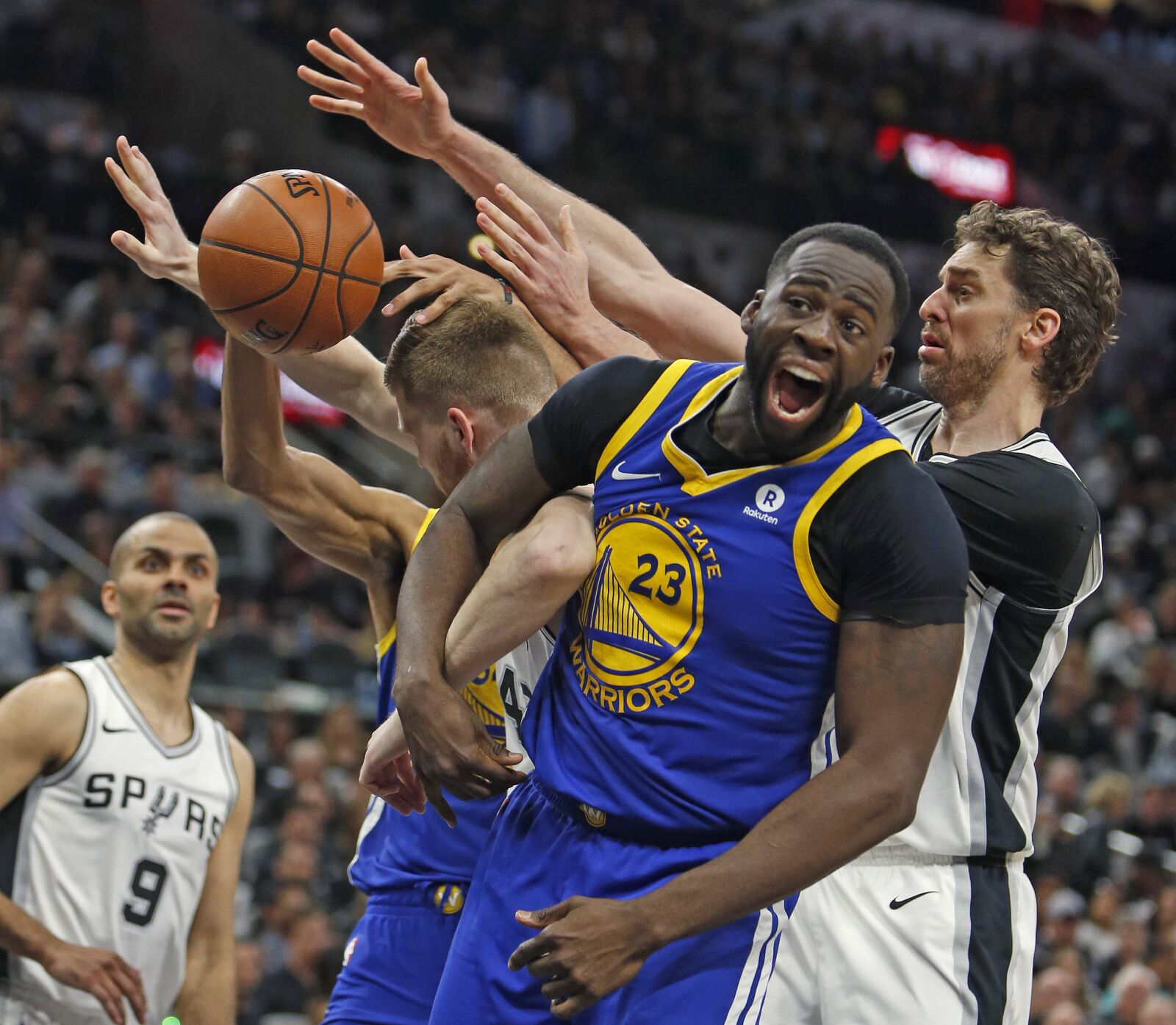 Warriors Vs Pelicans Game 3 Live Stream Free: Golden State Warriors: 4 Takeaways From Game 3 Vs. Spurs