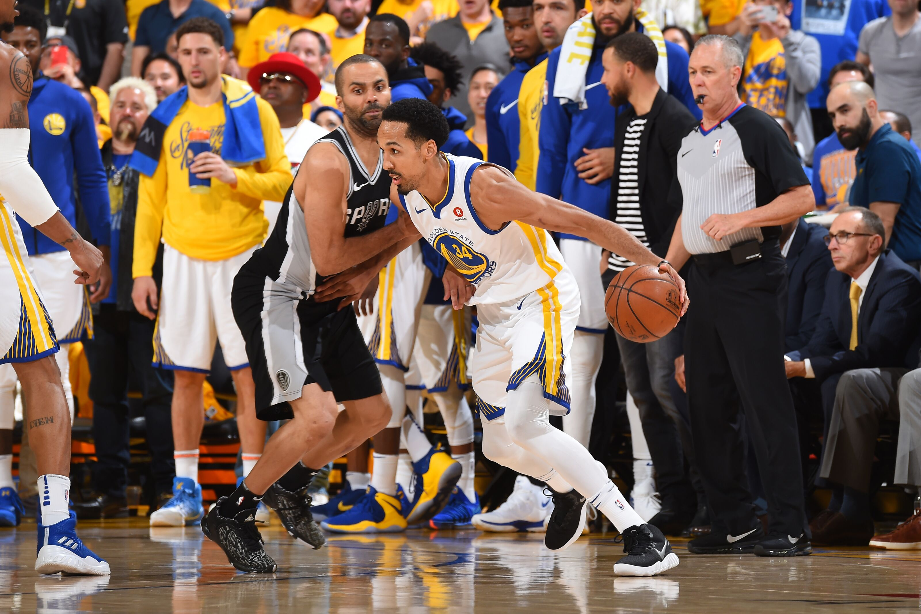 Golden State Warriors have two of the league's most ...