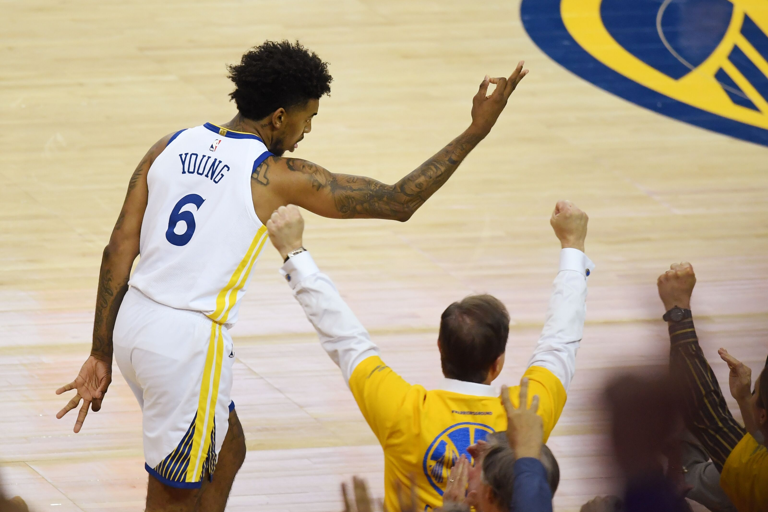 c20f5bdb286 Swaggy P could be X-factor Warriors need to reach NBA Finals