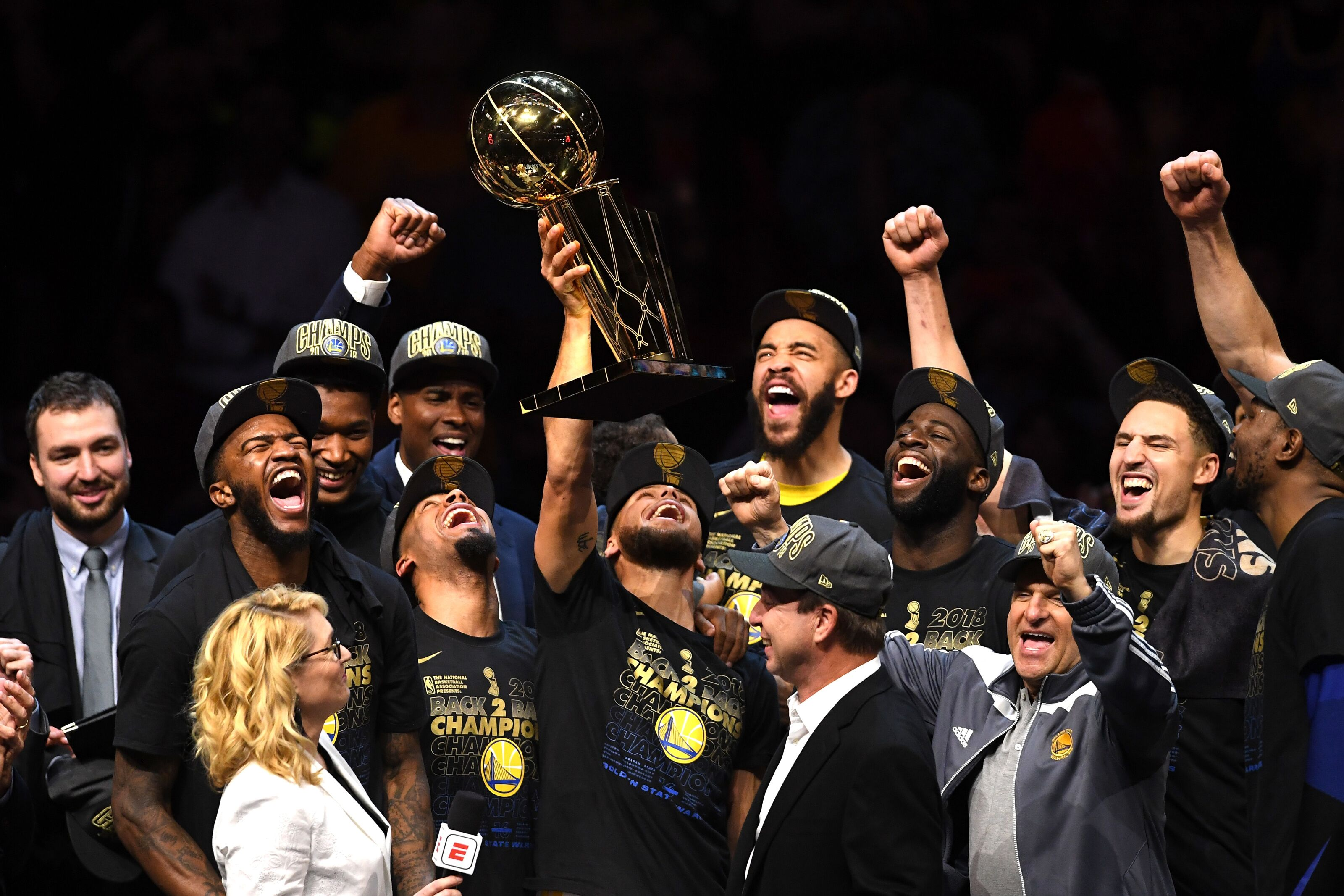 Golden State Warriors: Power ranking all 15 members of the '18-19 roster
