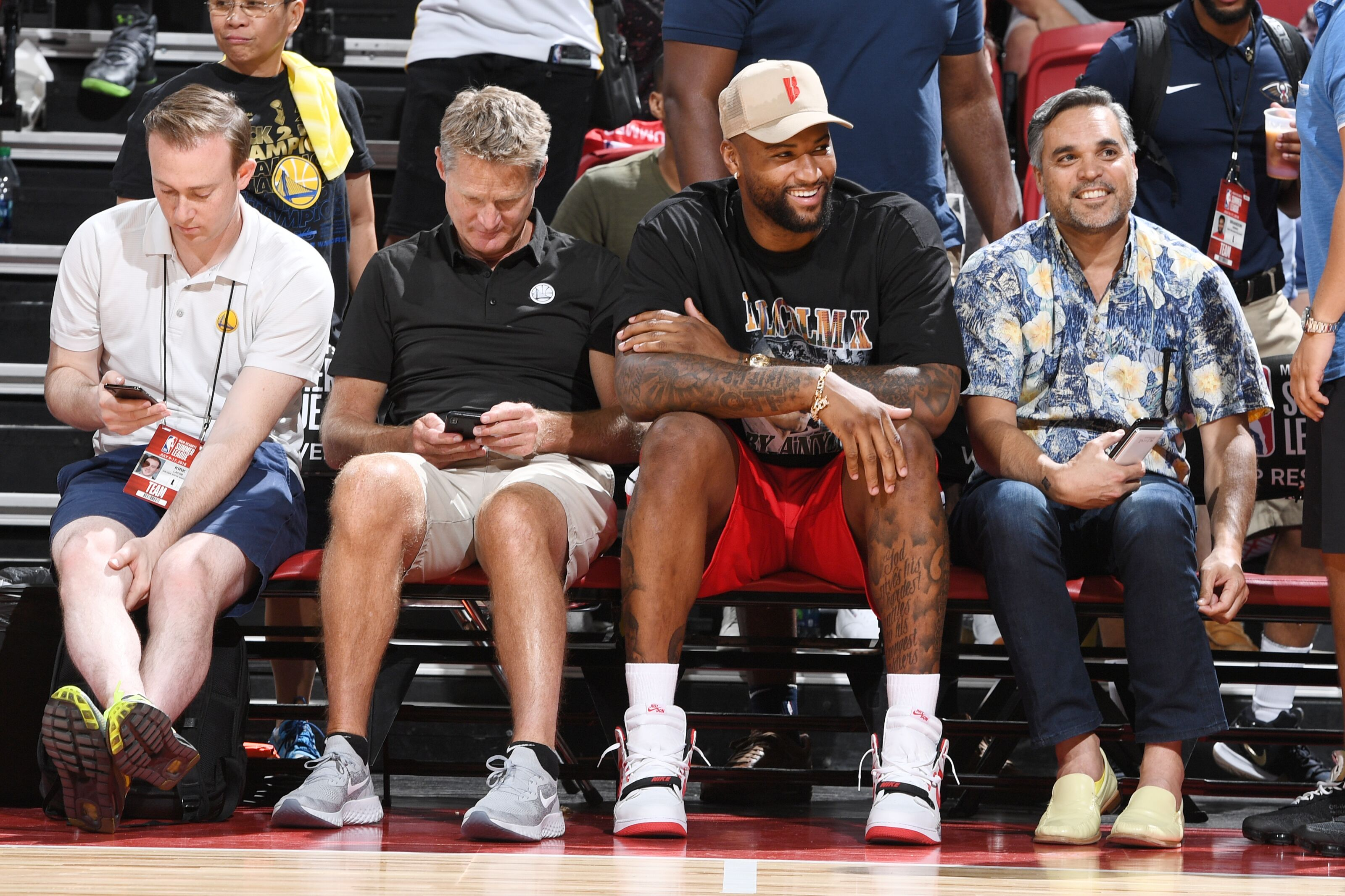66e6f5429 Golden State Warriors are perfect match for DeMarcus Cousins  persona
