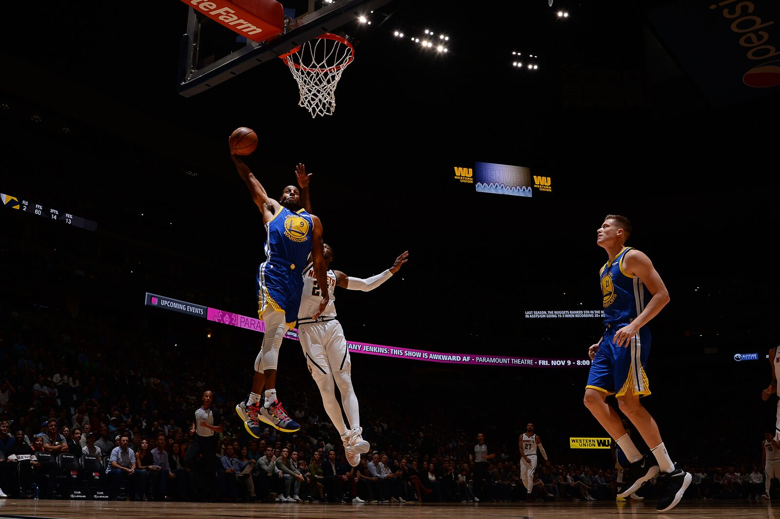 Golden State Warriors: What's happening to Andre Iguodala?