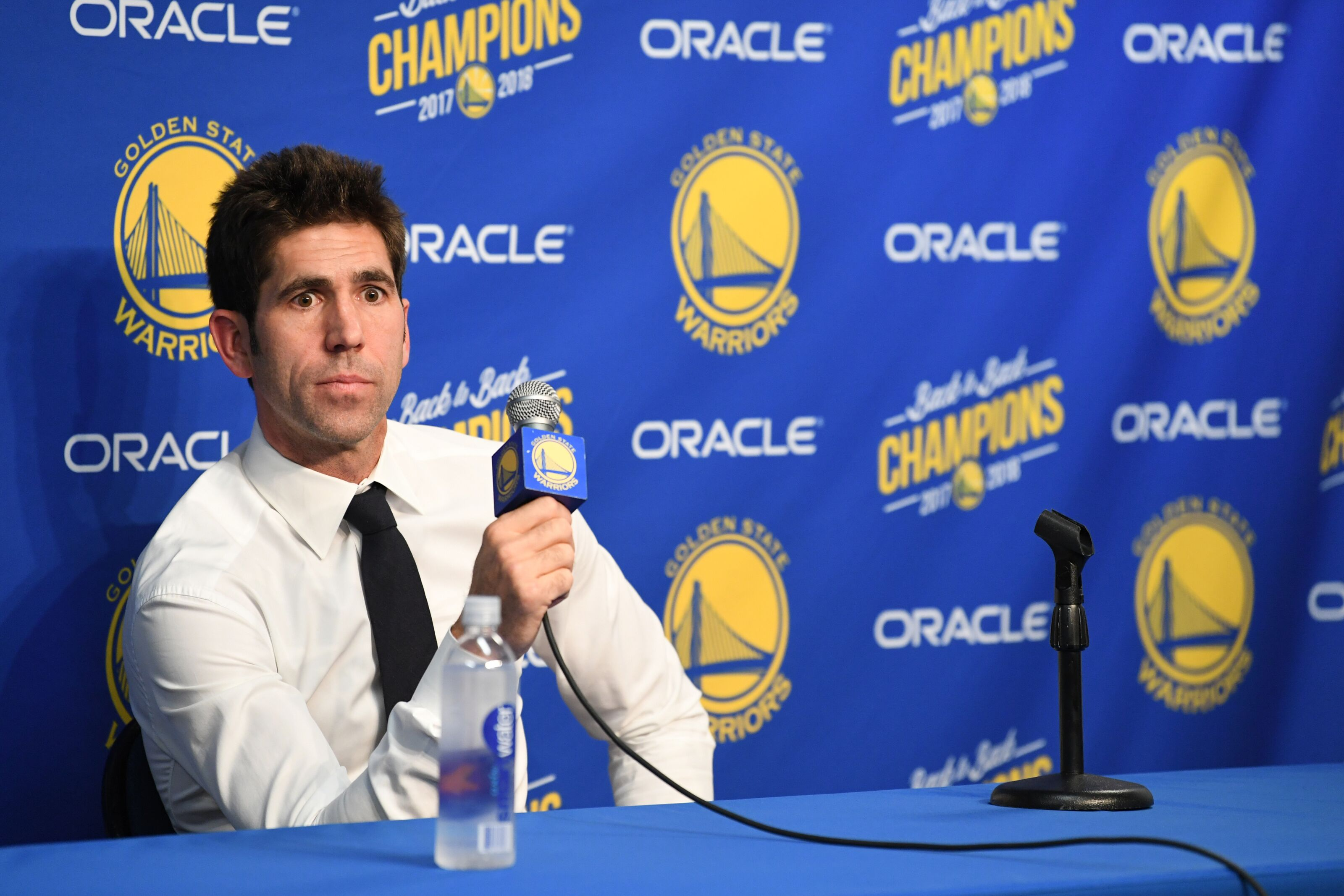 "Depth will be a ""challenge,"" says one Golden State Warriors team executive"