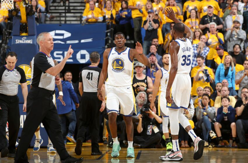 Golden State Warriors: The future at the center position looks bright